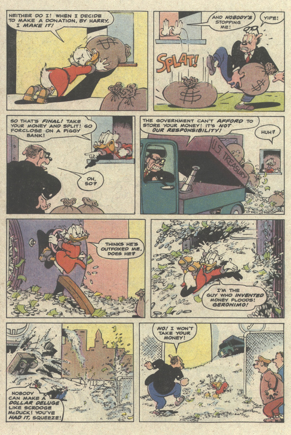 Read online Uncle Scrooge (1953) comic -  Issue #228 - 30