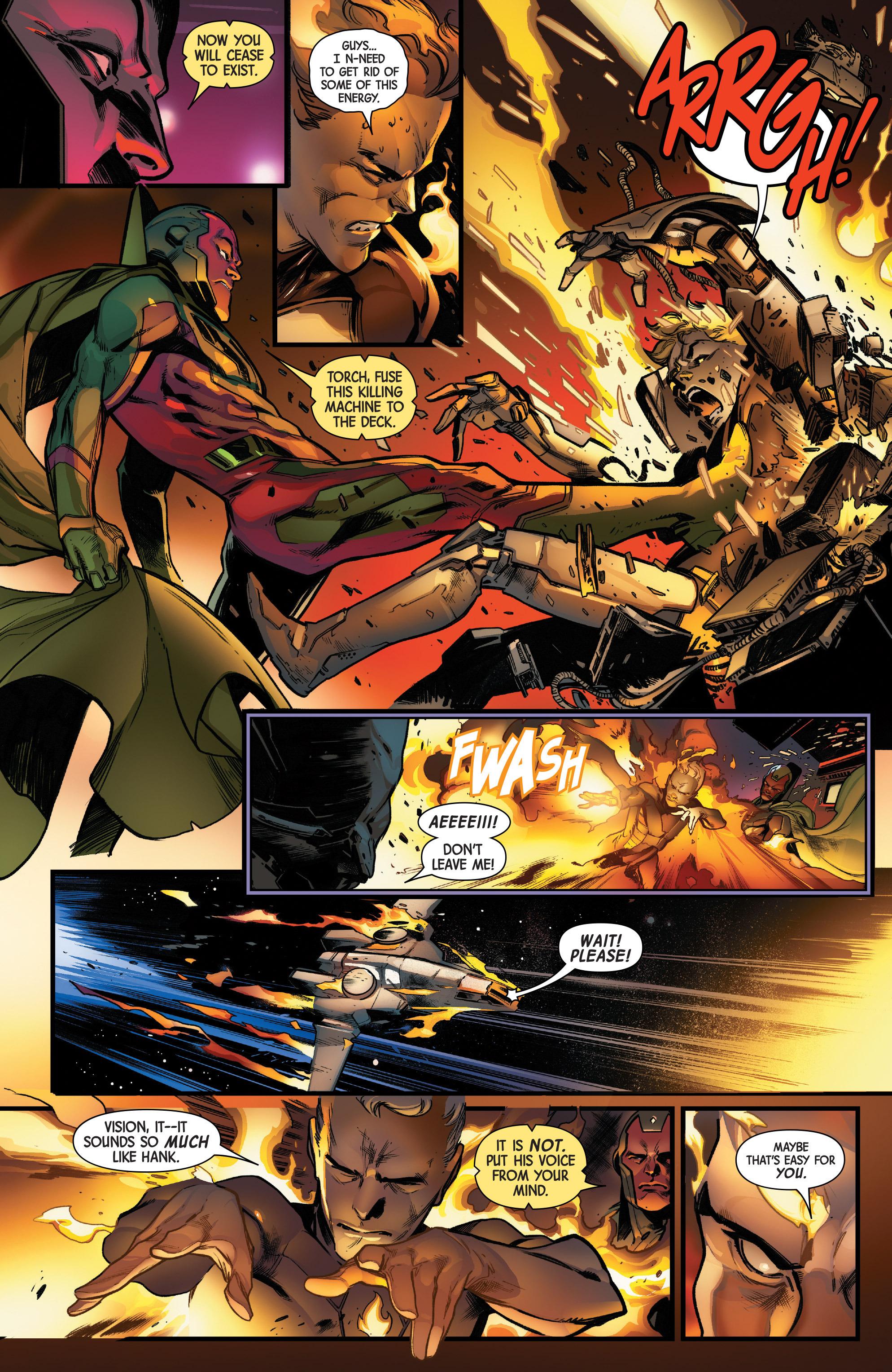 Read online Uncanny Avengers [II] comic -  Issue #12 - 16