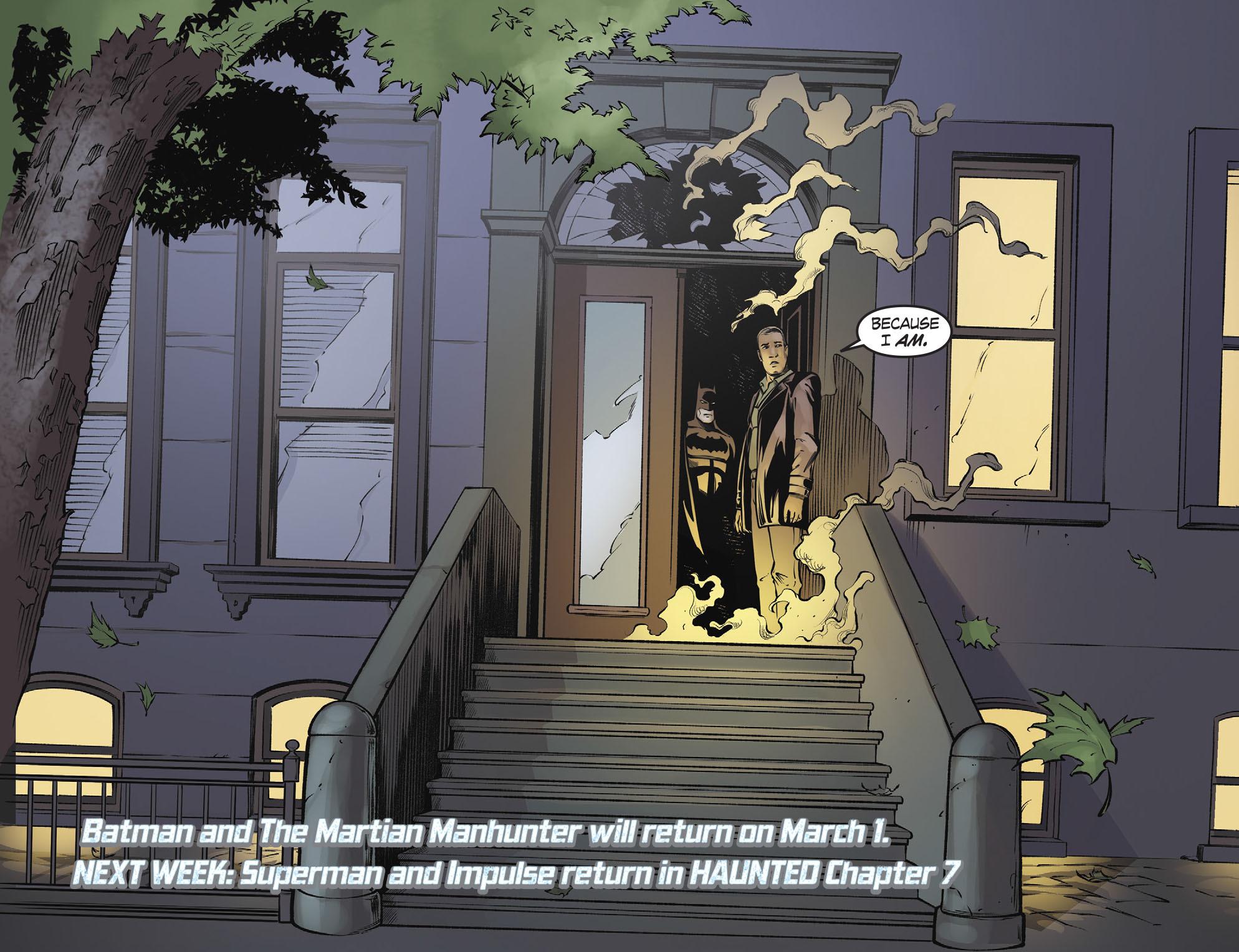 Read online Smallville: Season 11 comic -  Issue #32 - 22