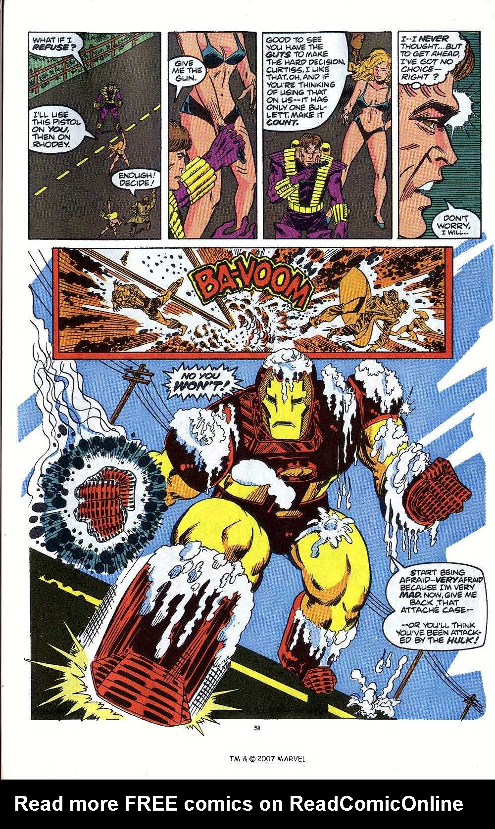 Iron Man Annual issue 12 - Page 53