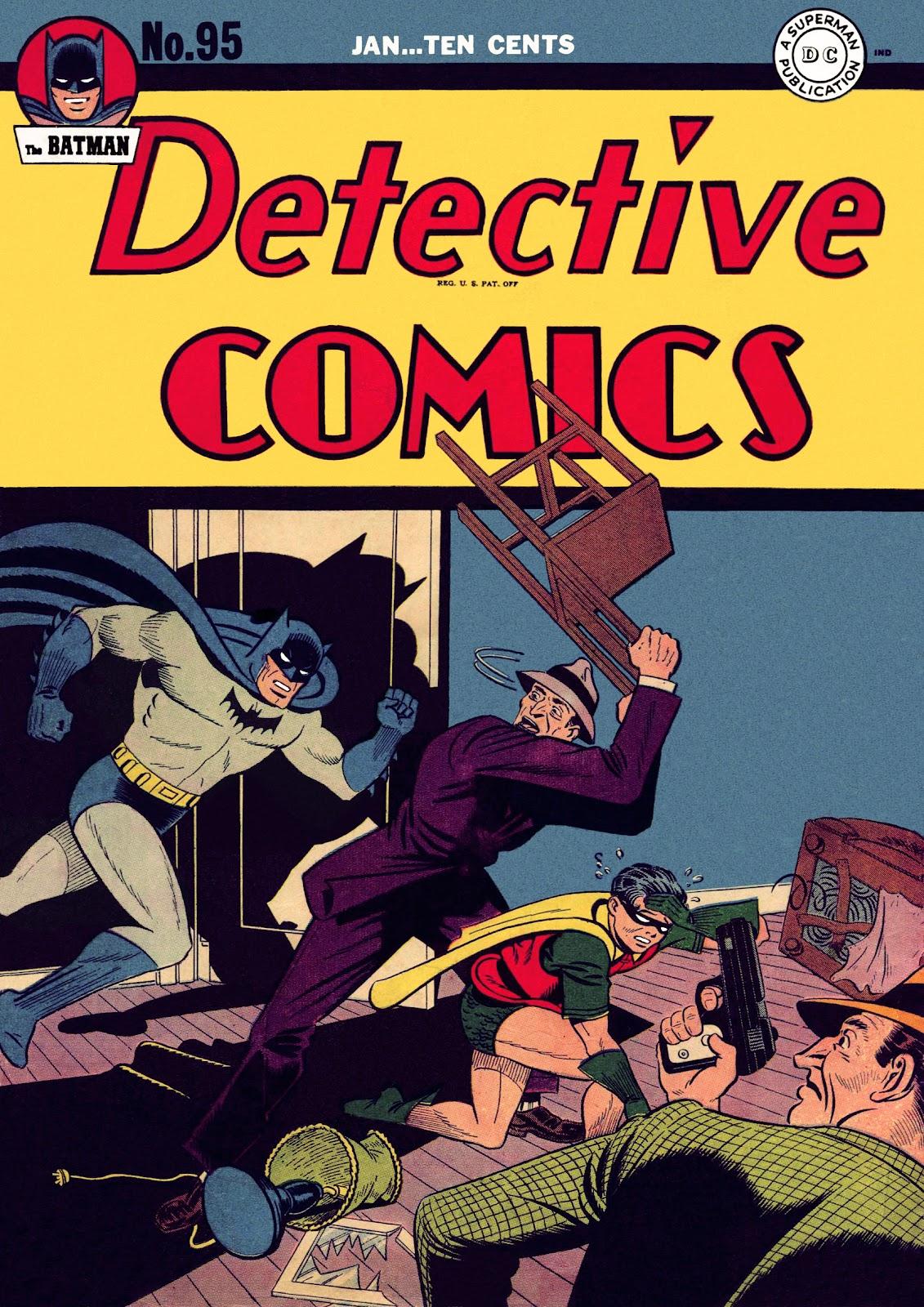 Detective Comics (1937) 95 Page 1