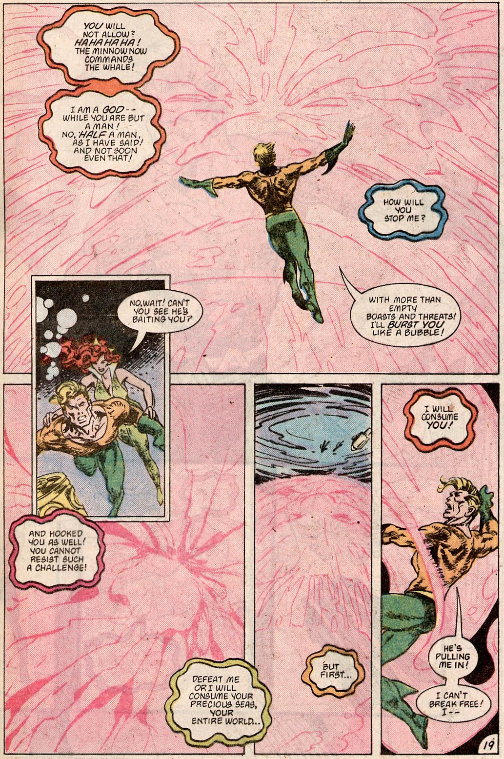 Read online Aquaman Special comic -  Issue #Aquaman Special Full - 21