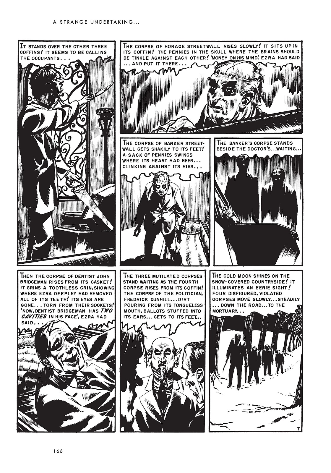 Read online Doctor of Horror and Other Stories comic -  Issue # TPB (Part 2) - 82