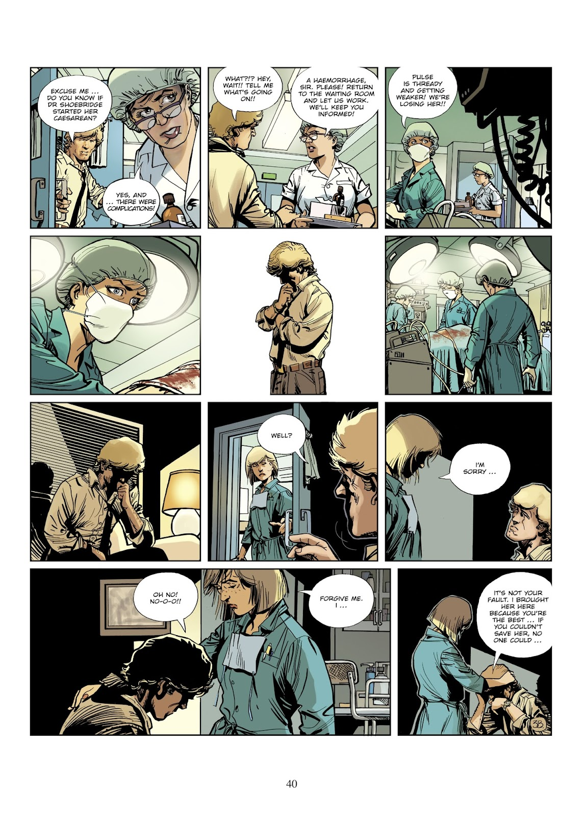 XIII Mystery issue 8 - Page 42