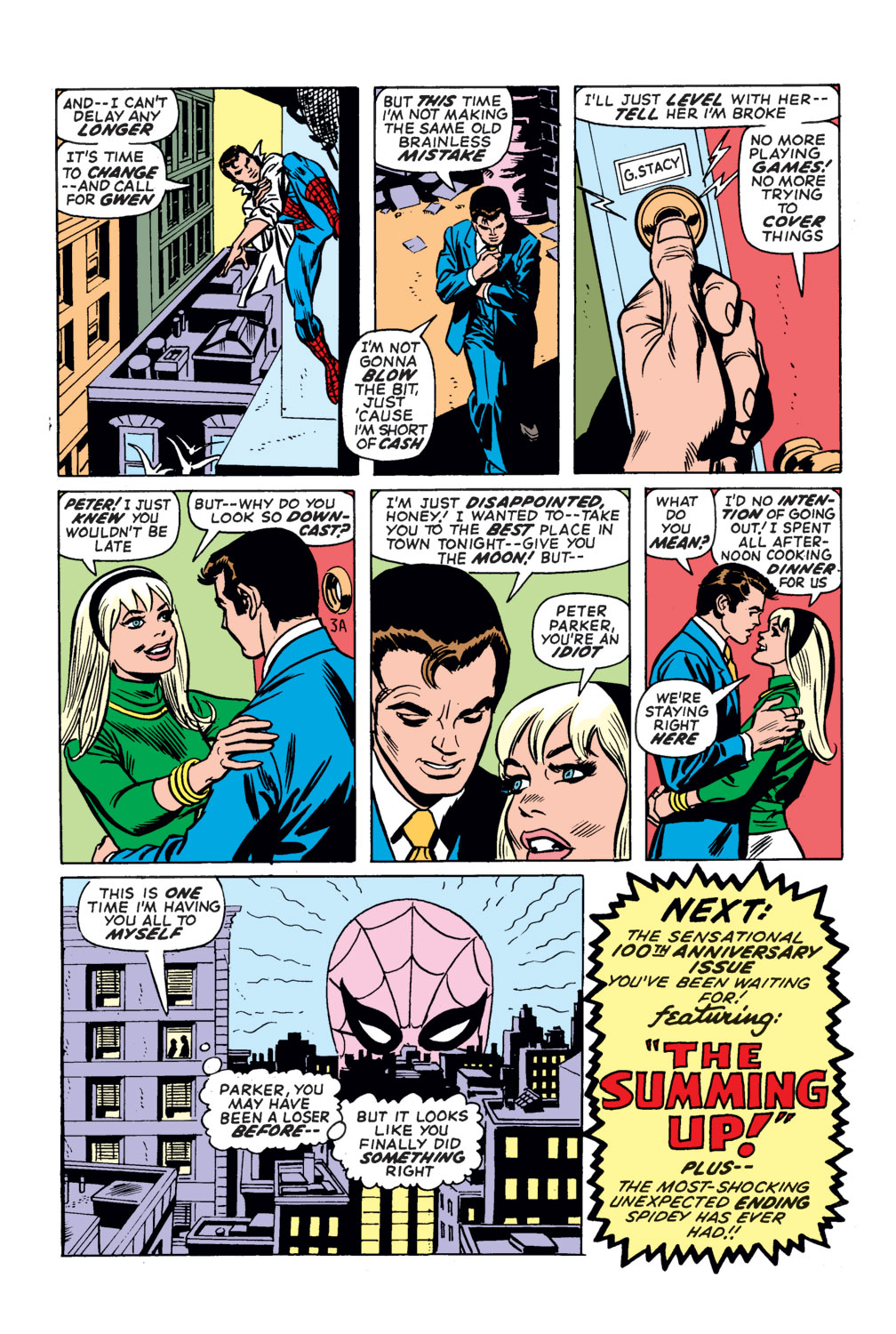 The Amazing Spider-Man (1963) 99 Page 19