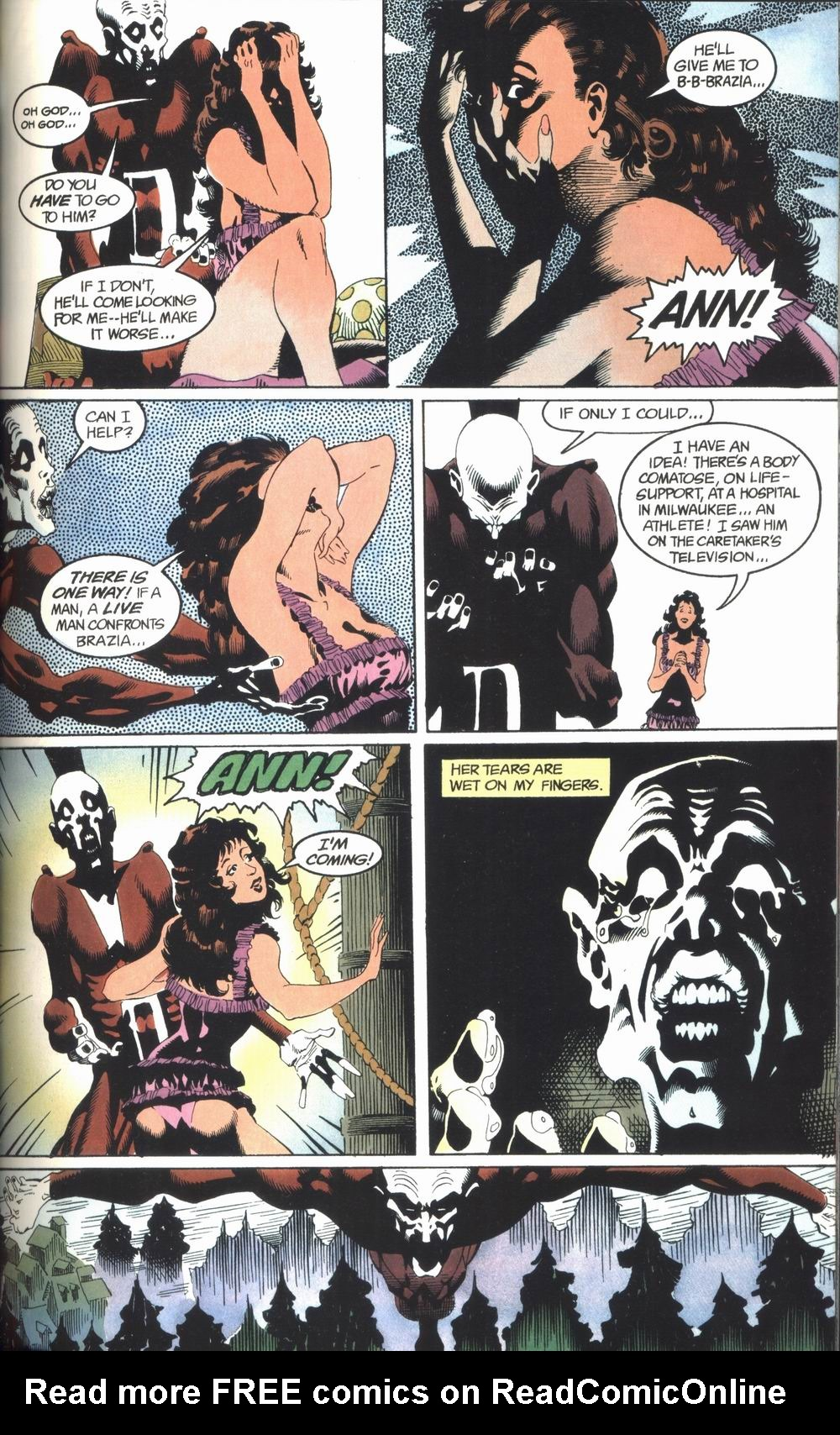 Read online Deadman: Love After Death comic -  Issue #1 - 25