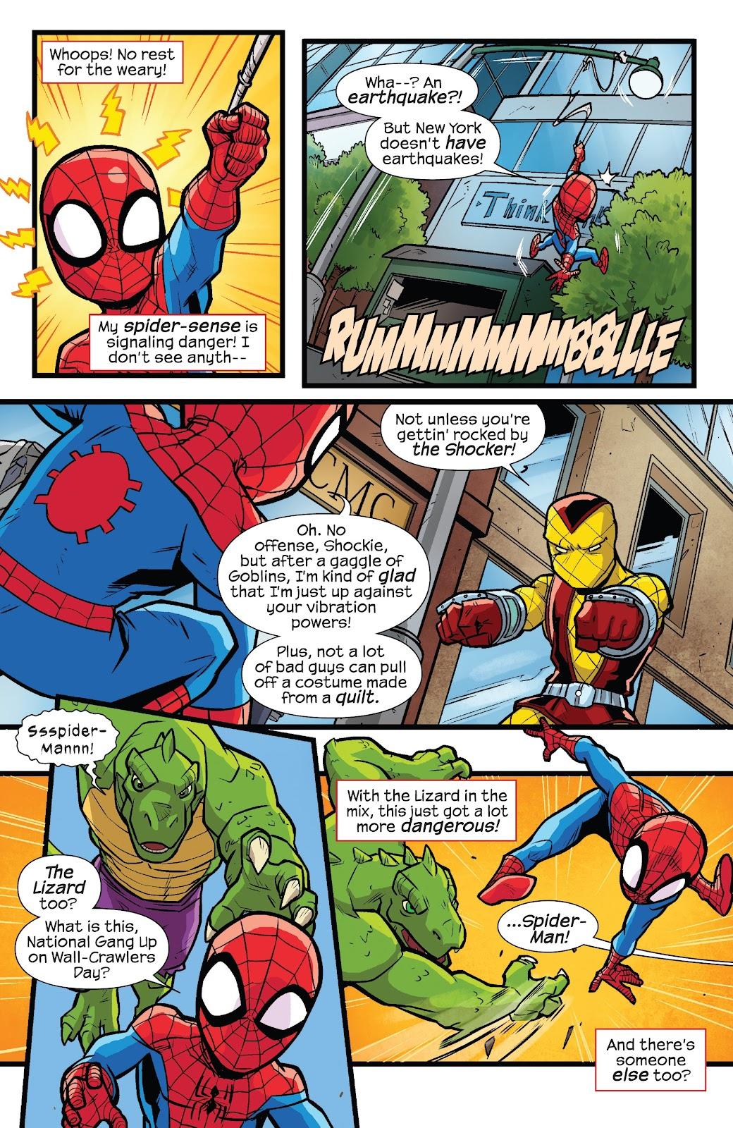 Read online Marvel Super Hero Adventures: Spider-Man – Web Designers comic -  Issue # Full - 4