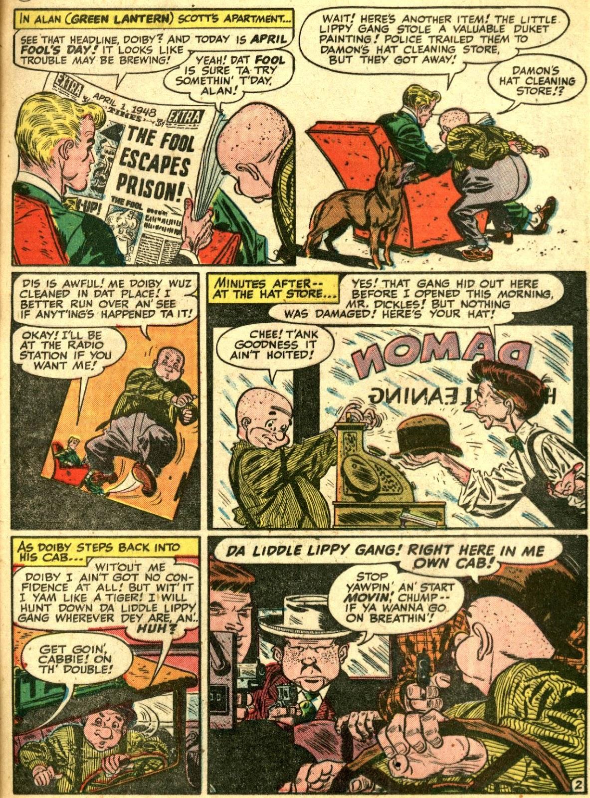 Comic Cavalcade issue 27 - Page 31