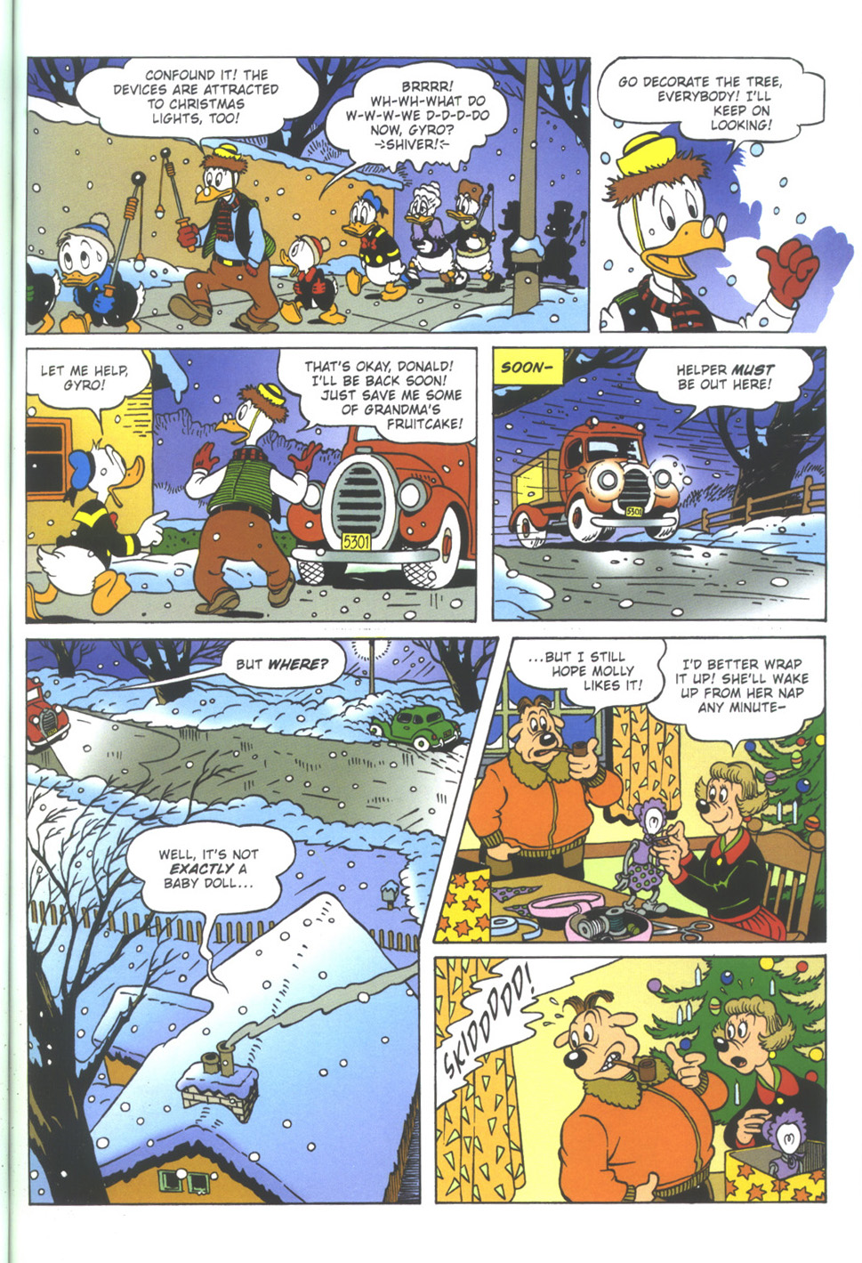Read online Uncle Scrooge (1953) comic -  Issue #348 - 27