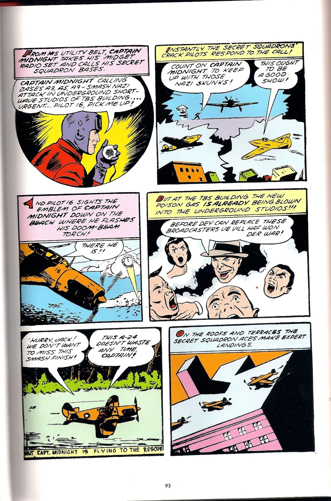 Captain Midnight (1942) issue 6 - Page 25