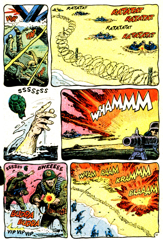 Read online Sgt. Rock comic -  Issue #362 - 13