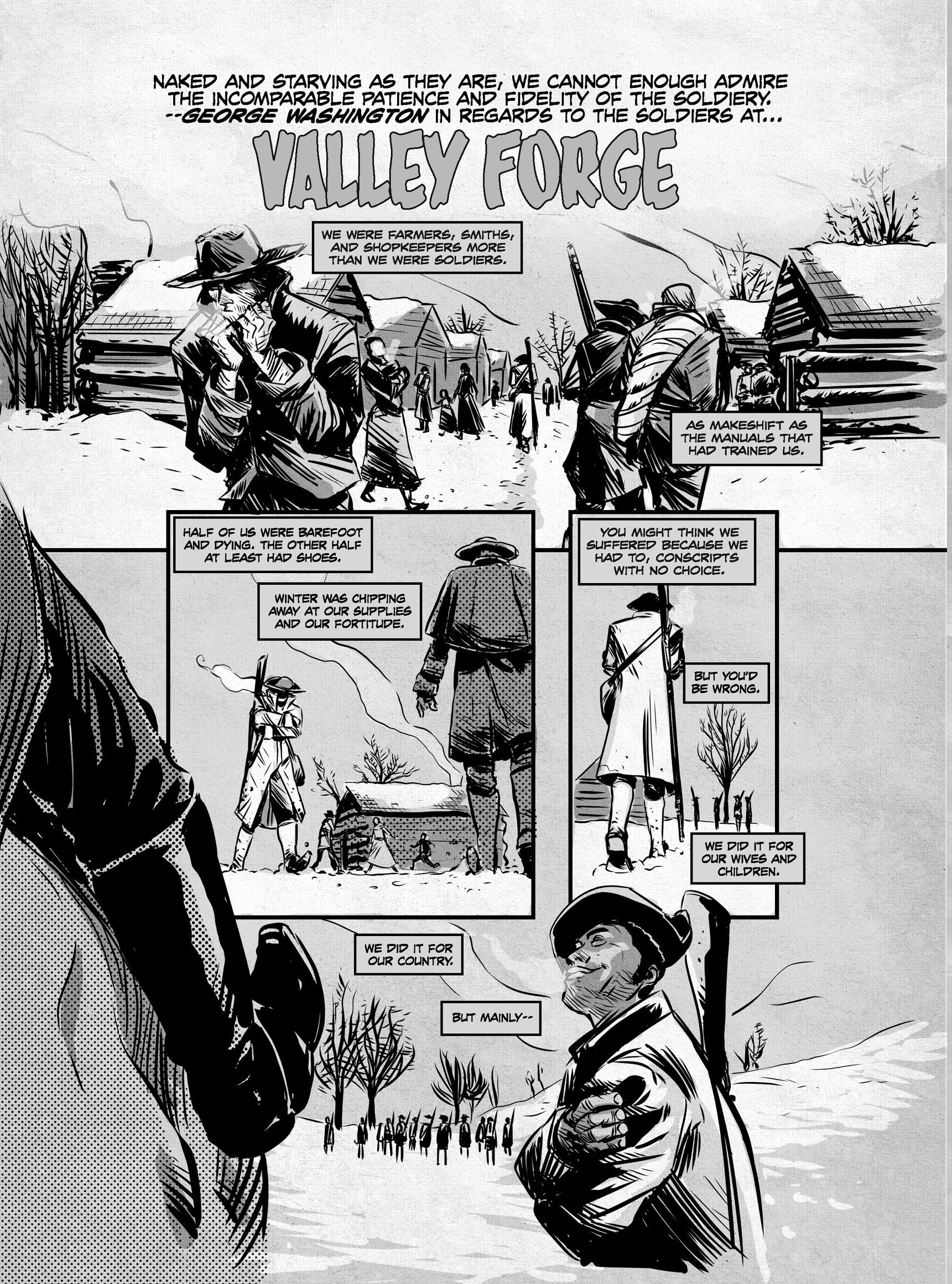 Read online FUBAR comic -  Issue #3 - 67