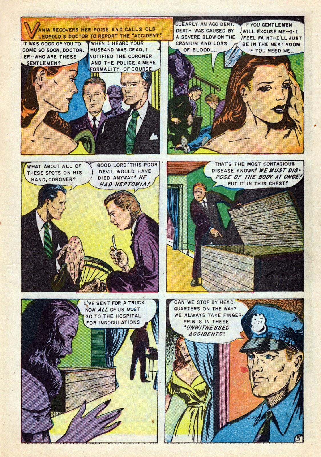 Dark Mysteries issue 1 - Page 15