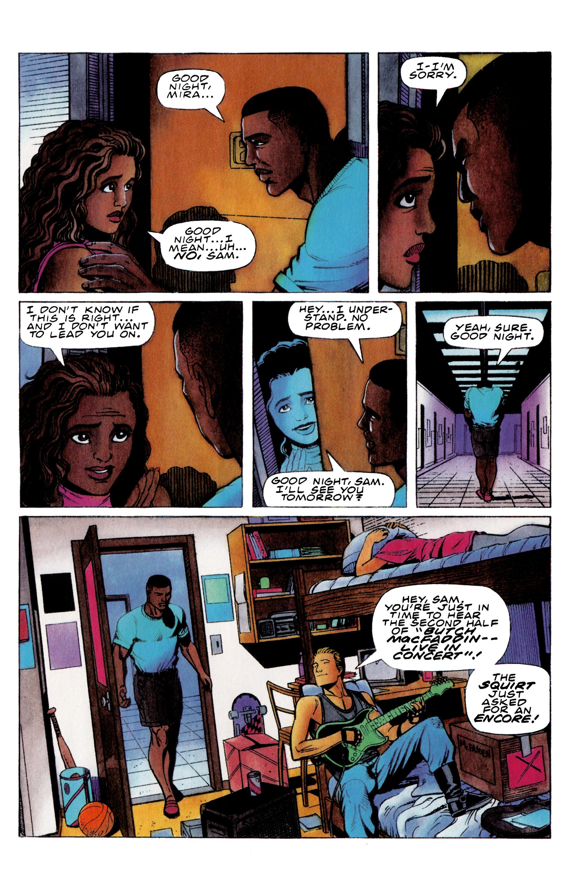 Read online Harbinger (1992) comic -  Issue #36 - 14