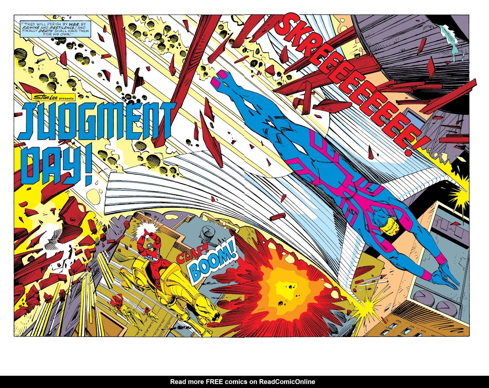 Read online X-Men Milestones: Fall of the Mutants comic -  Issue # TPB (Part 3) - 6