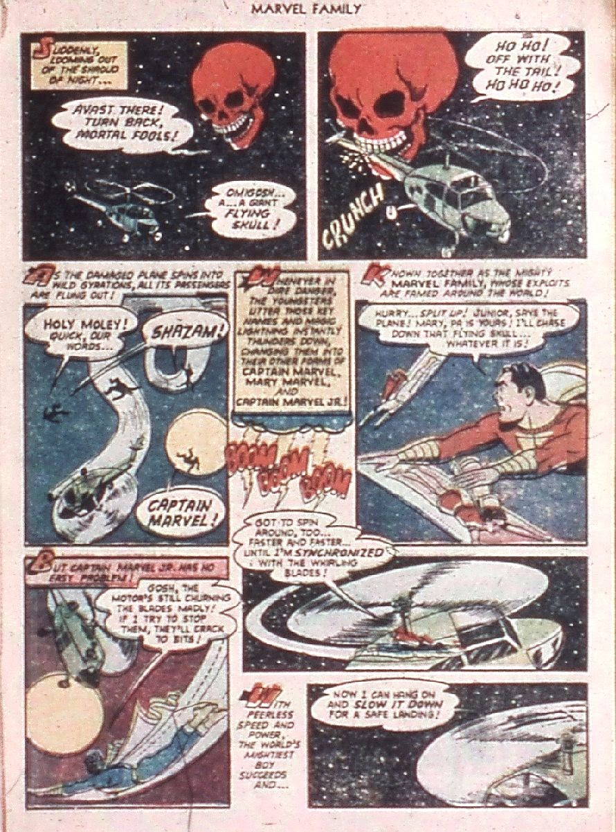 The Marvel Family issue 83 - Page 5