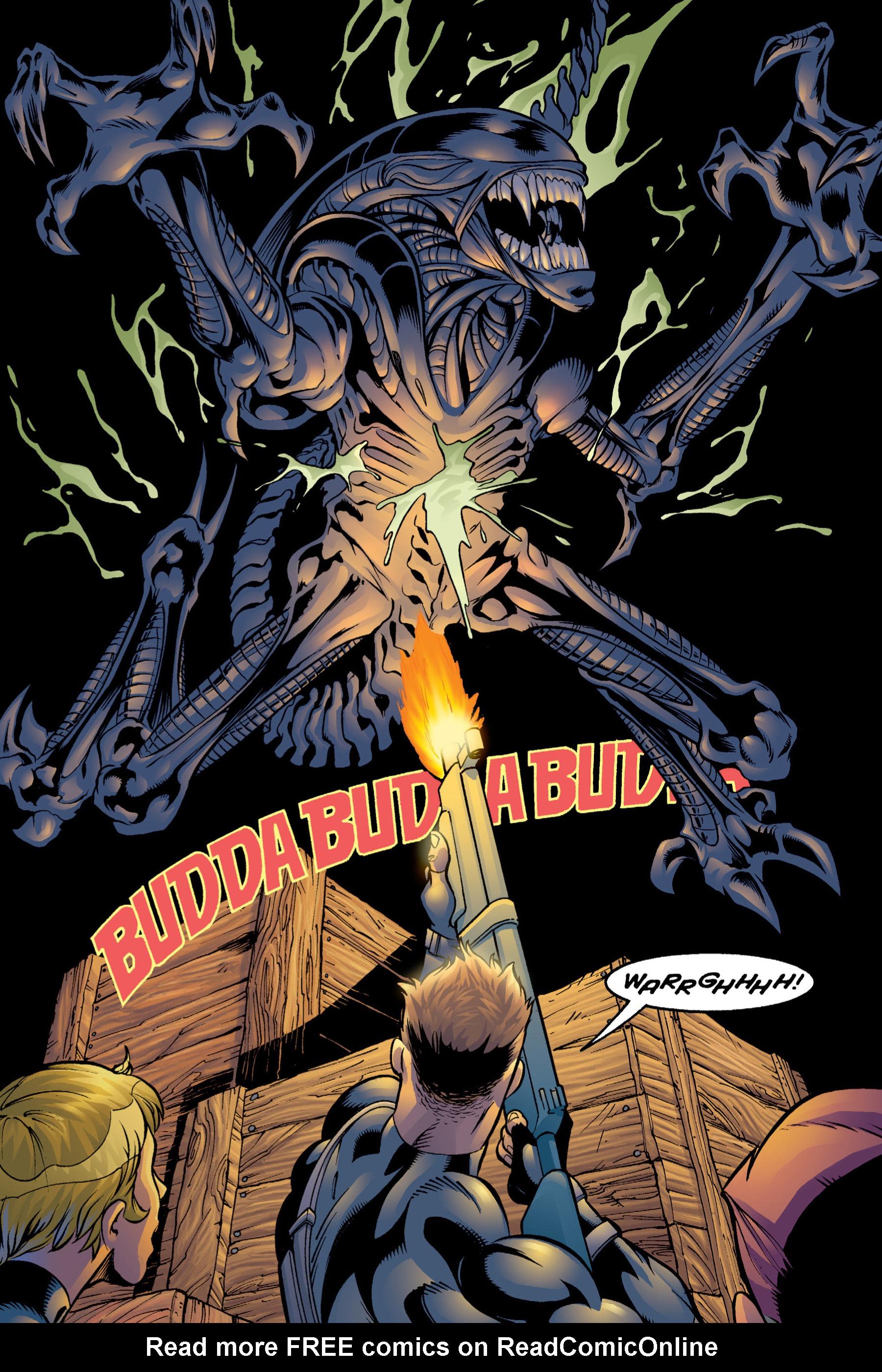 Read online Aliens vs. Predator Omnibus comic -  Issue # _TPB 2 Part 4 - 56
