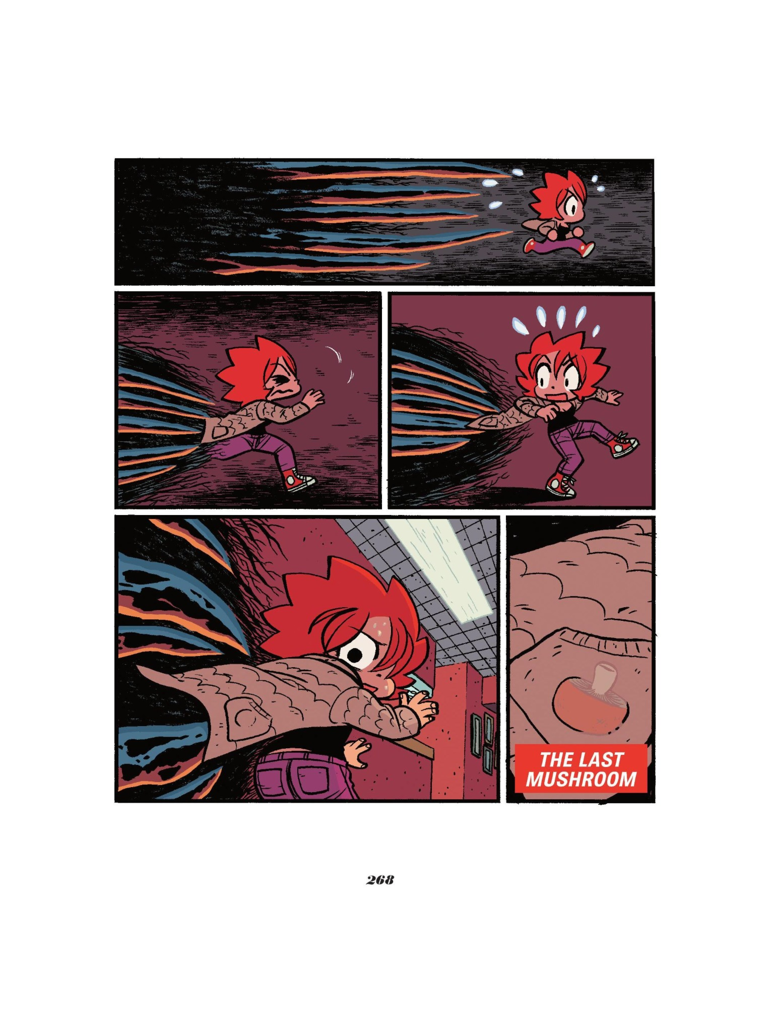 Read online Seconds comic -  Issue # Full - 268