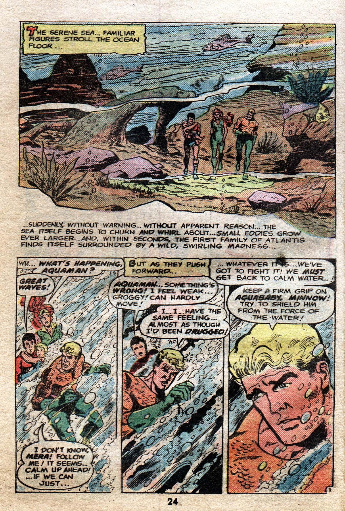 Read online Adventure Comics (1938) comic -  Issue #491 - 24