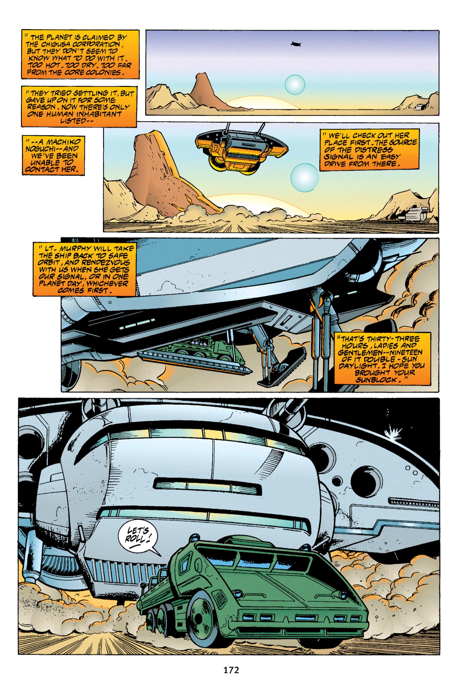 Read online Aliens vs. Predator Omnibus comic -  Issue # _TPB 1 Part 2 - 70