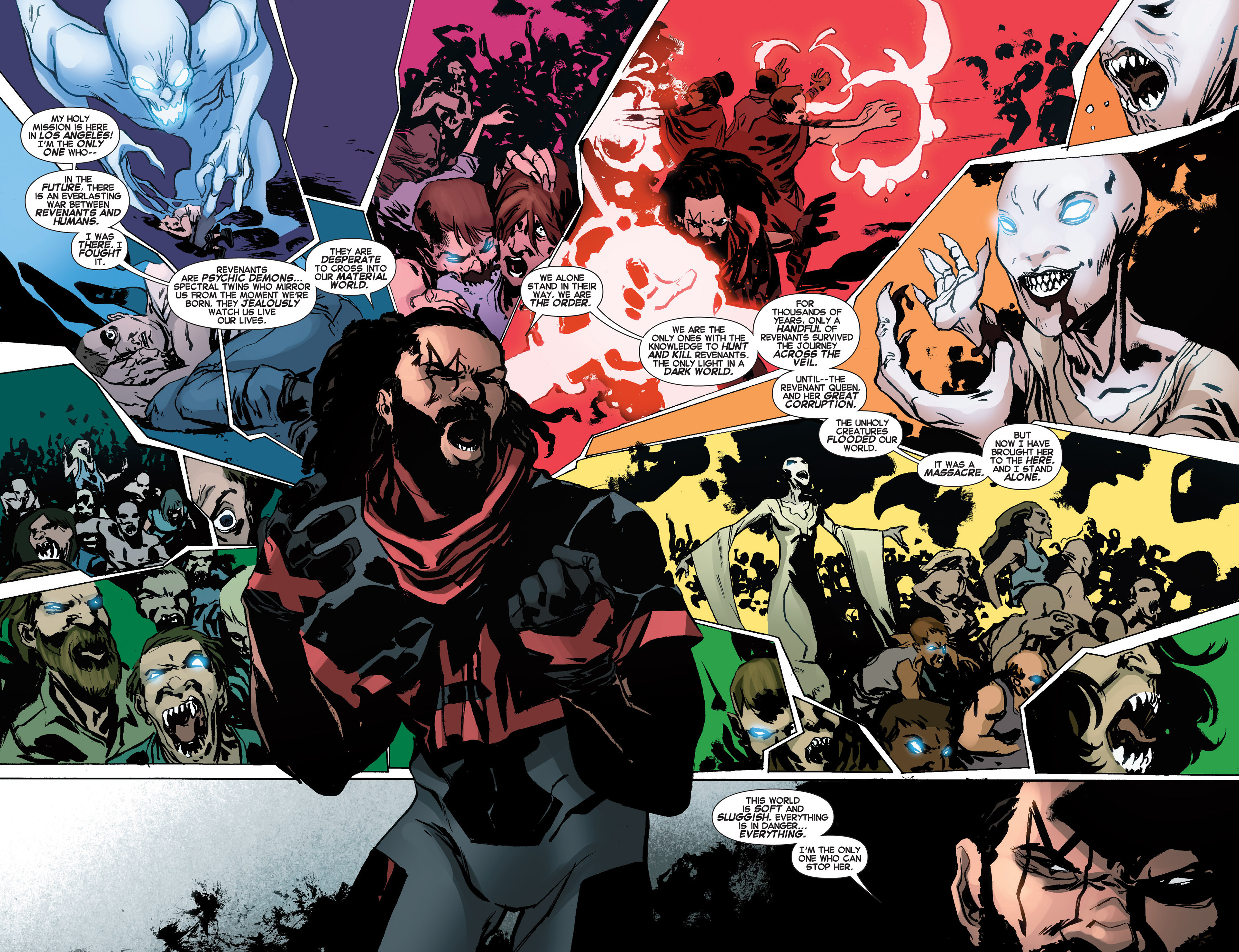 Read online Uncanny X-Force (2013) comic -  Issue #10 - 6