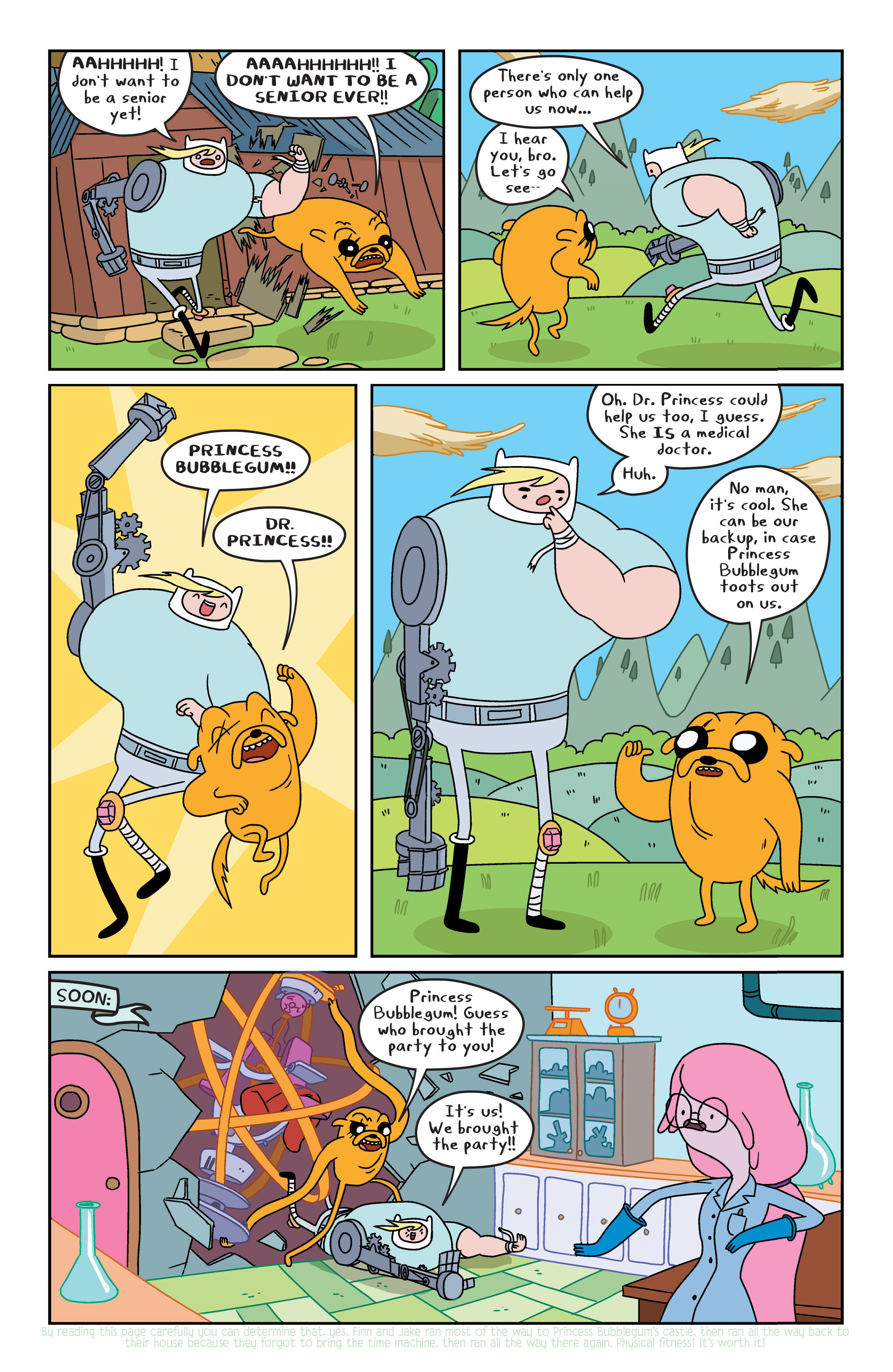 Read online Adventure Time comic -  Issue #Adventure Time _TPB 2 - 86