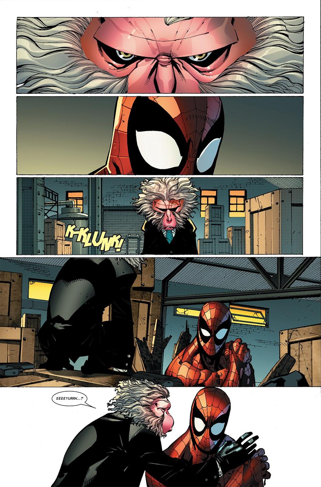 Read online Deadpool (2008) comic -  Issue #20 - 22