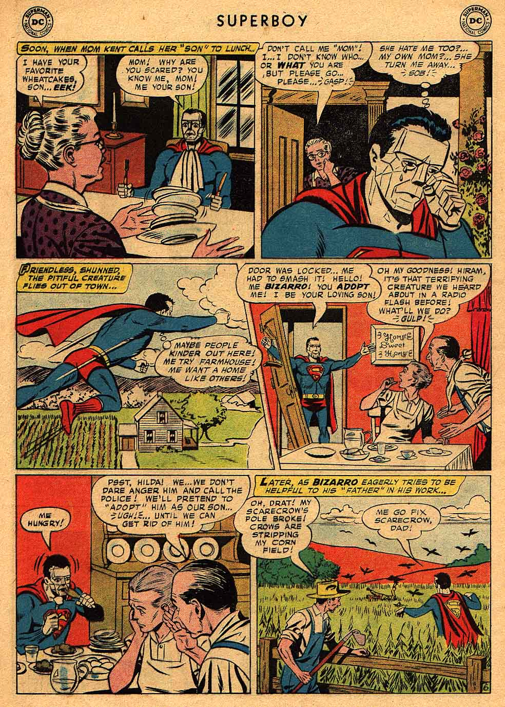Superboy (1949) issue 68 - Page 7
