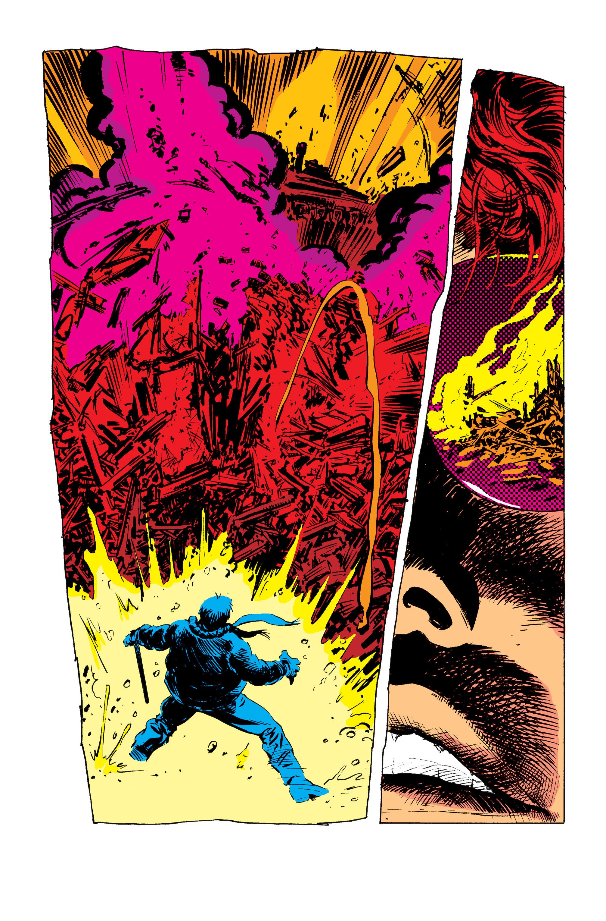 Read online Daredevil: Born Again comic -  Issue # Full - 51