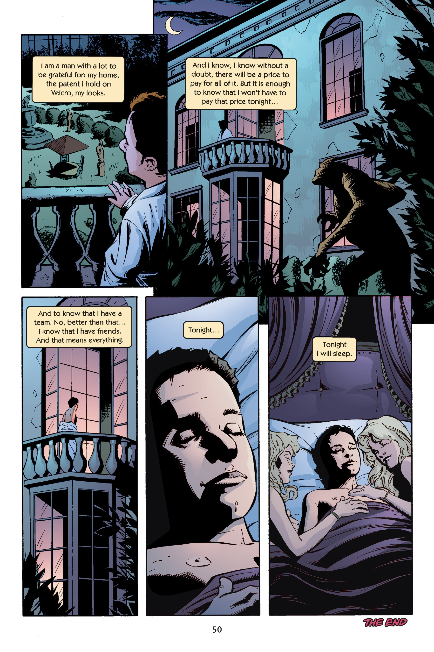 Read online Buffy the Vampire Slayer: Omnibus comic -  Issue # TPB 6 - 51