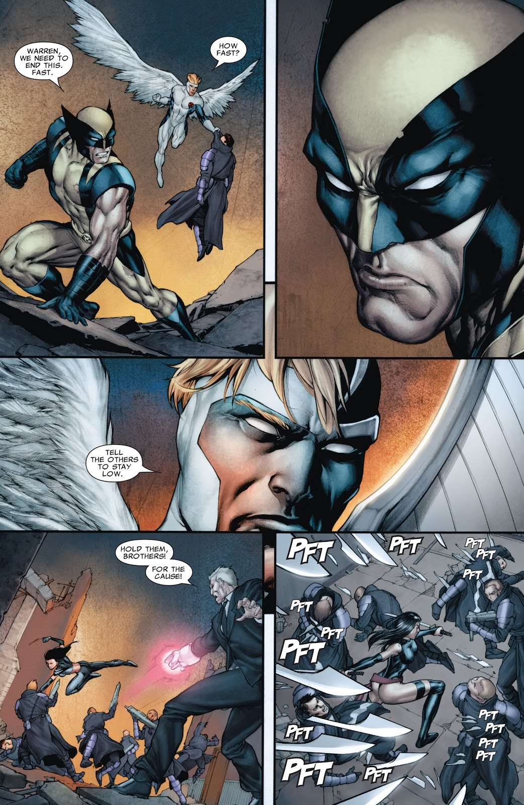 Read online X-Men: Second Coming comic -  Issue # _TPB (Part 1) - 81