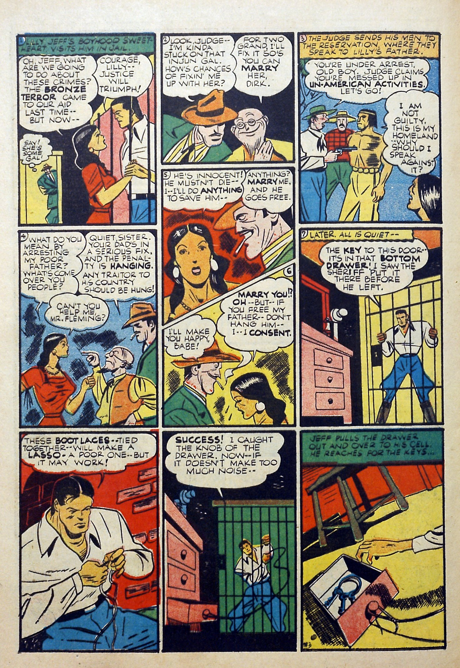 Daredevil (1941) issue 3 - Page 52