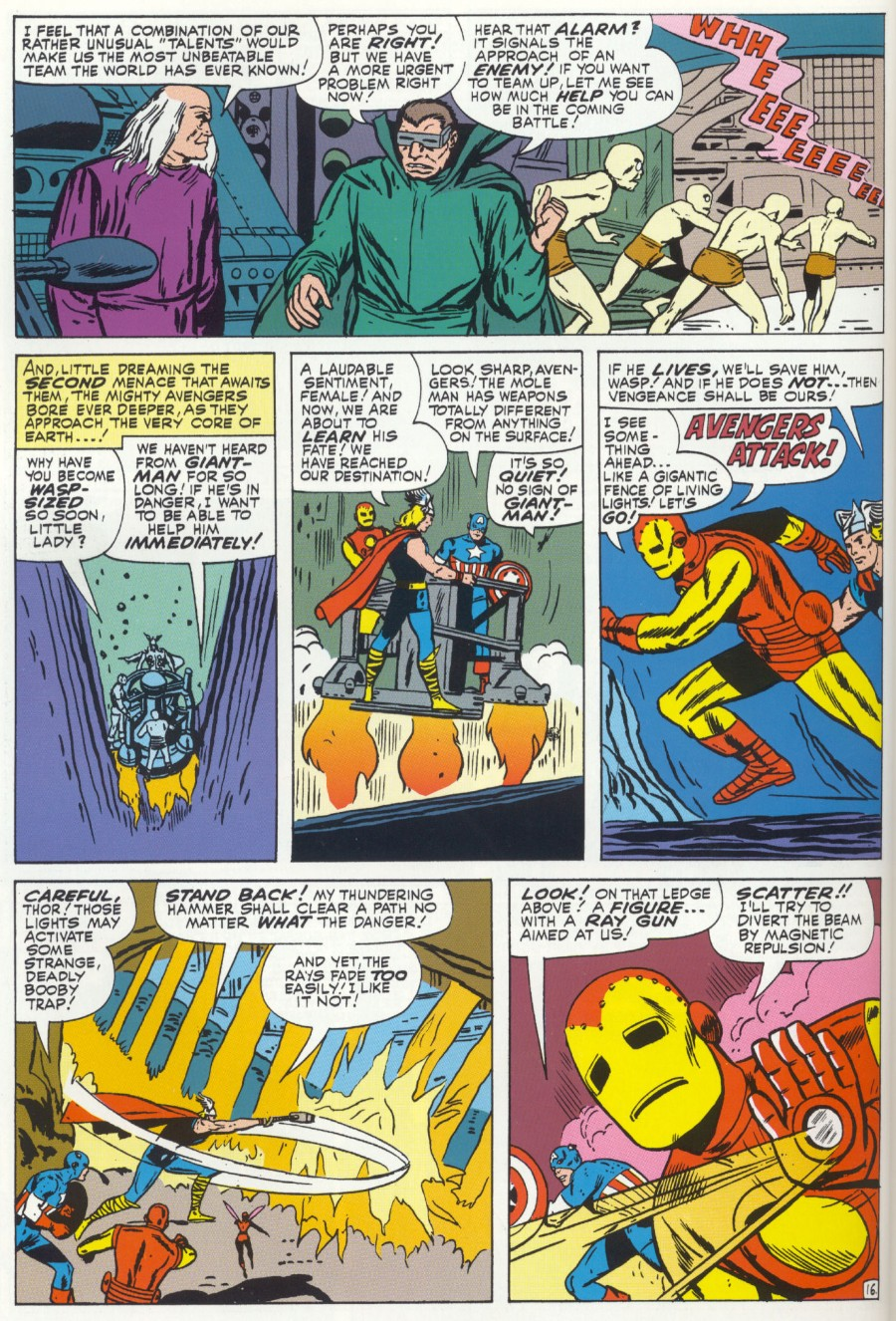 The Avengers (1963) 12 Page 16