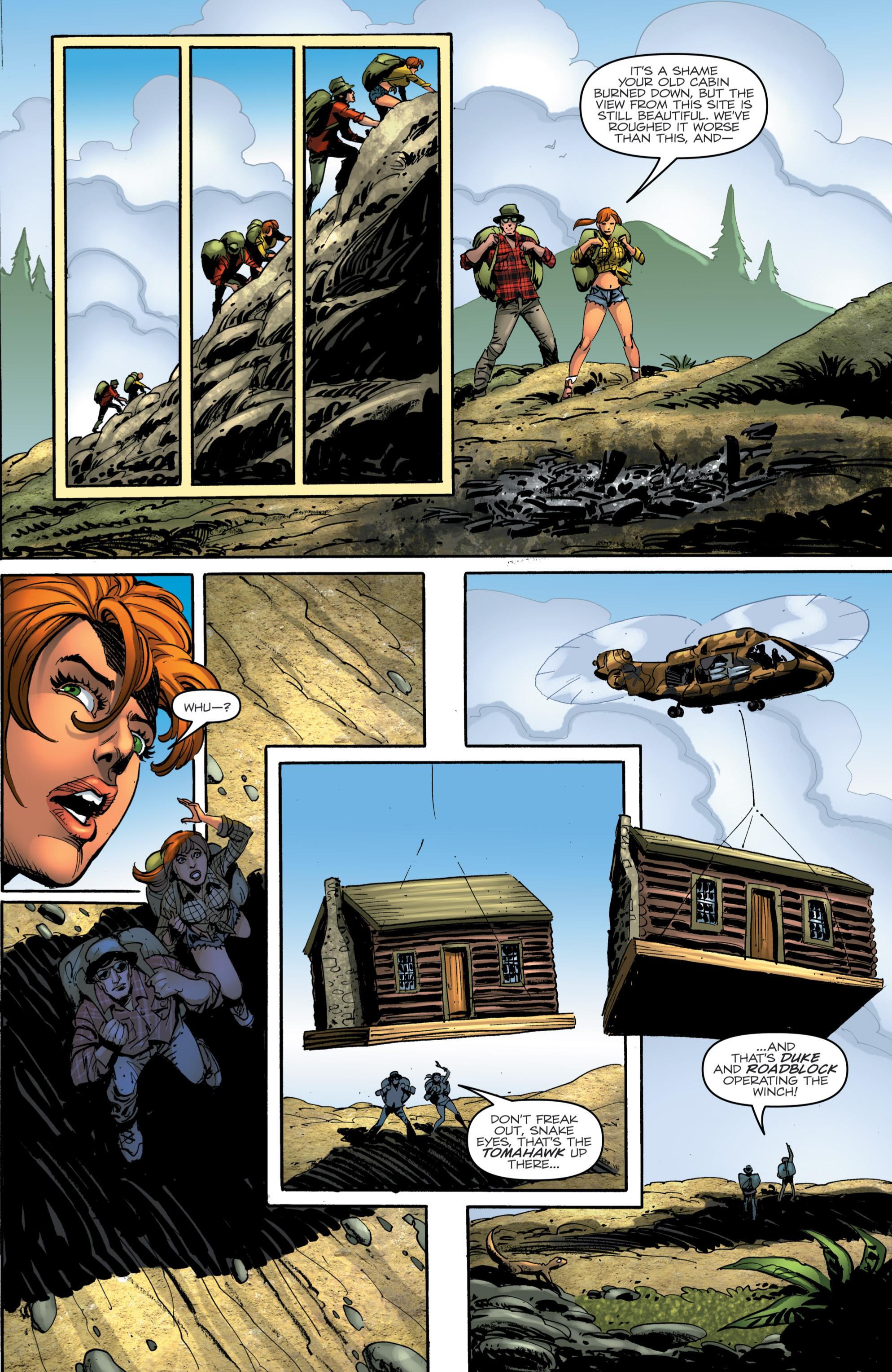 G.I. Joe: A Real American Hero 192 Page 6