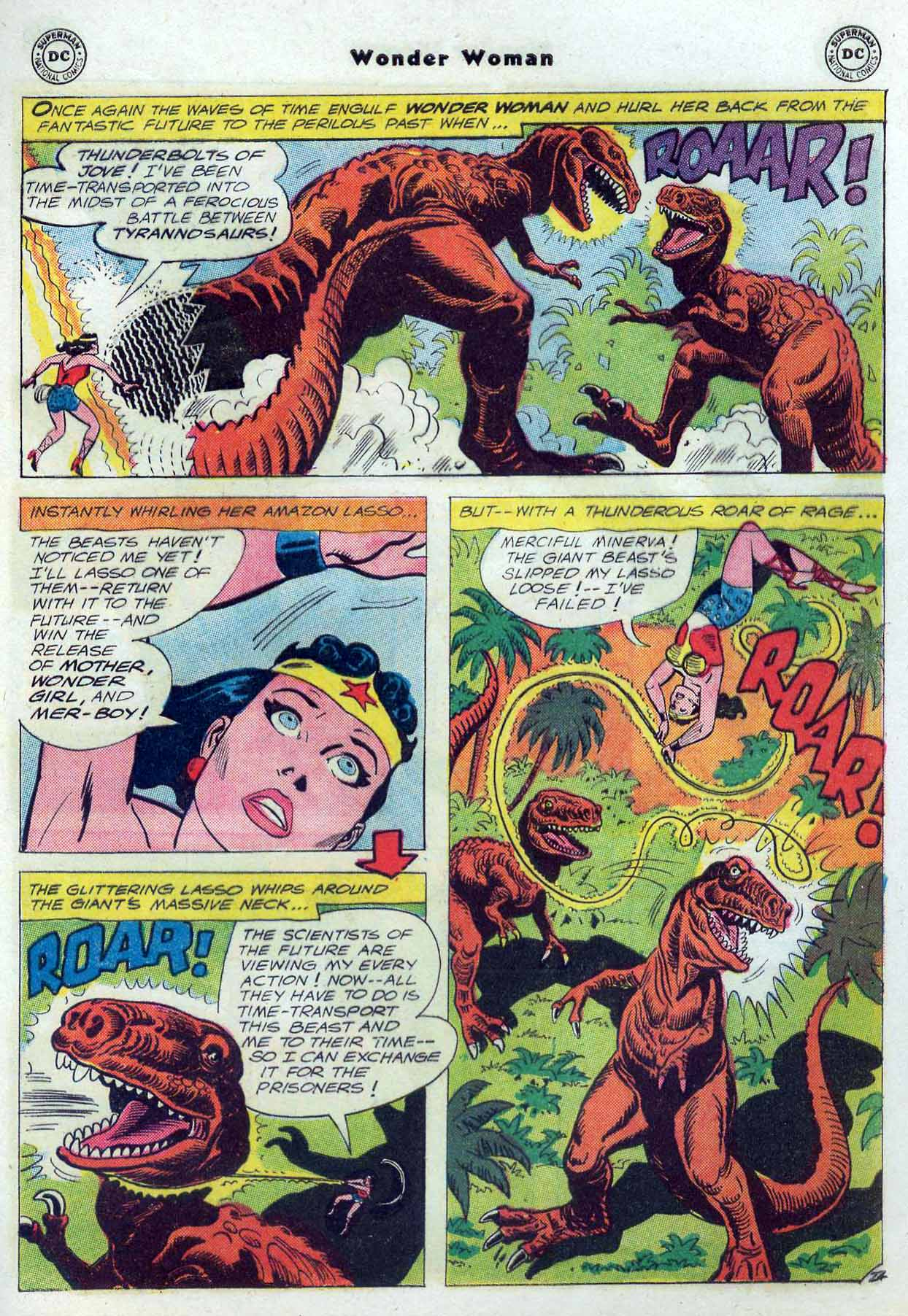 Read online Wonder Woman (1942) comic -  Issue #145 - 29