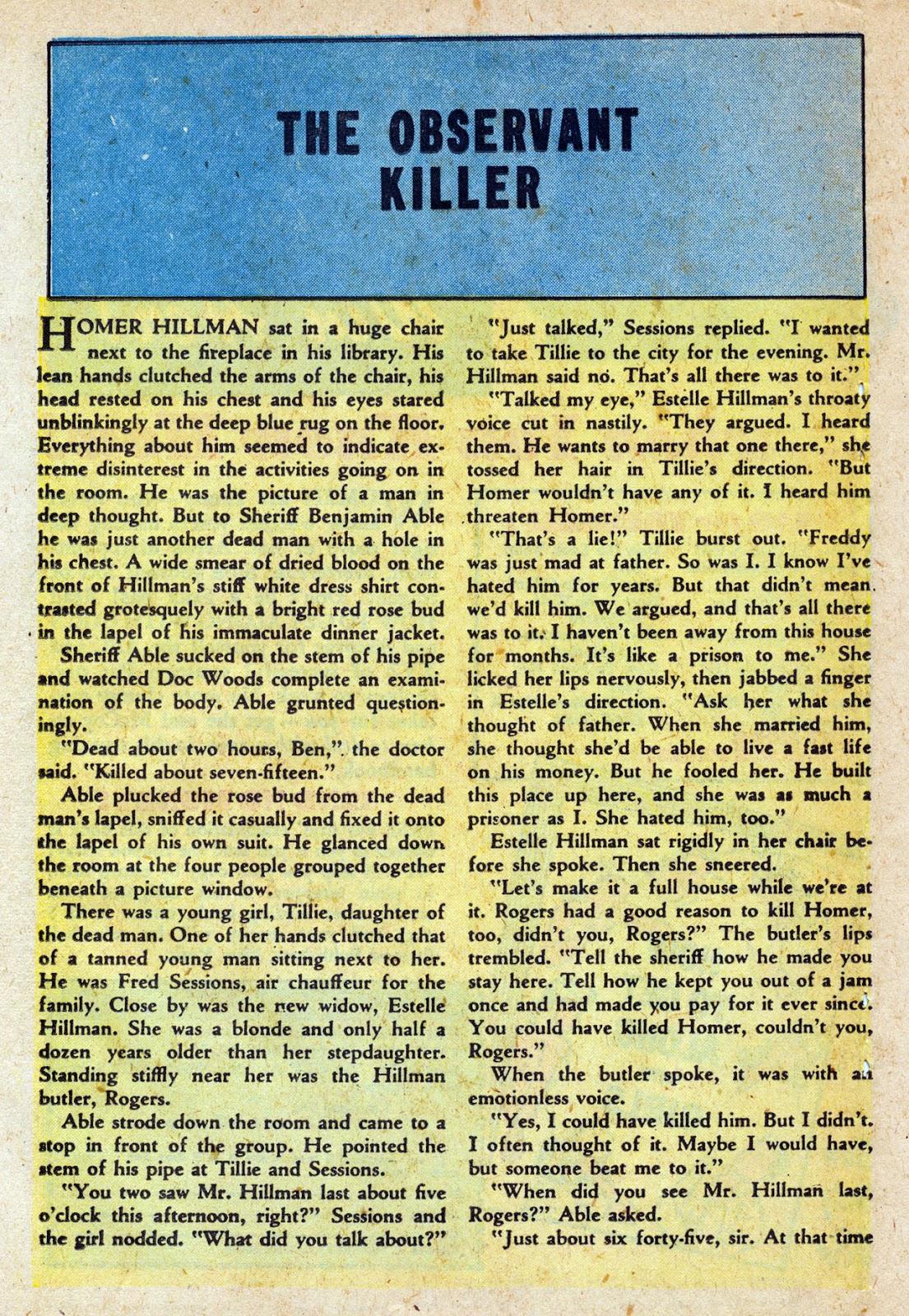 Lawbreakers Always Lose! issue 9 - Page 22