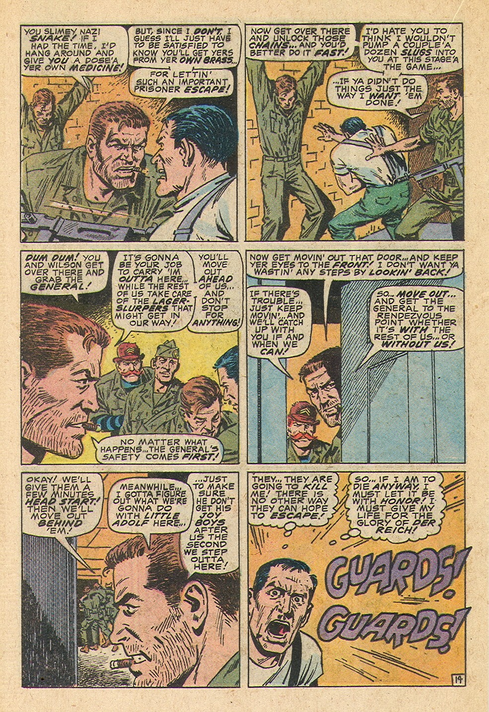 Read online Sgt. Fury comic -  Issue #75 - 20