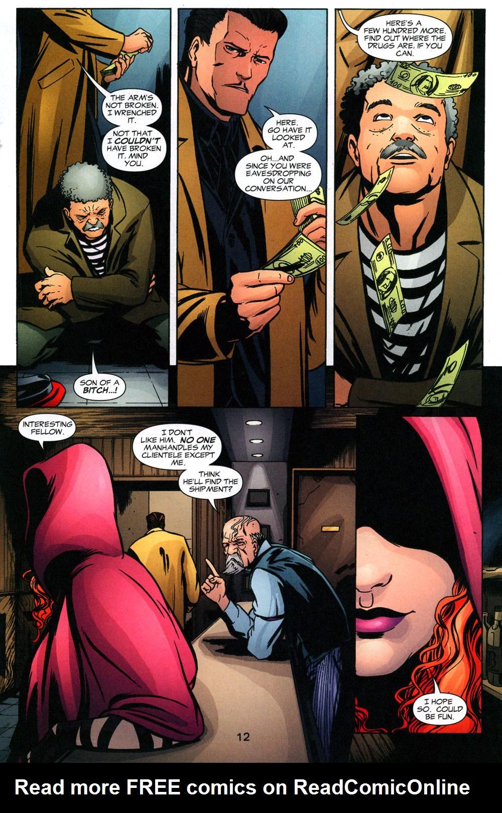Read online Fallen Angel (2003) comic -  Issue #2 - 13
