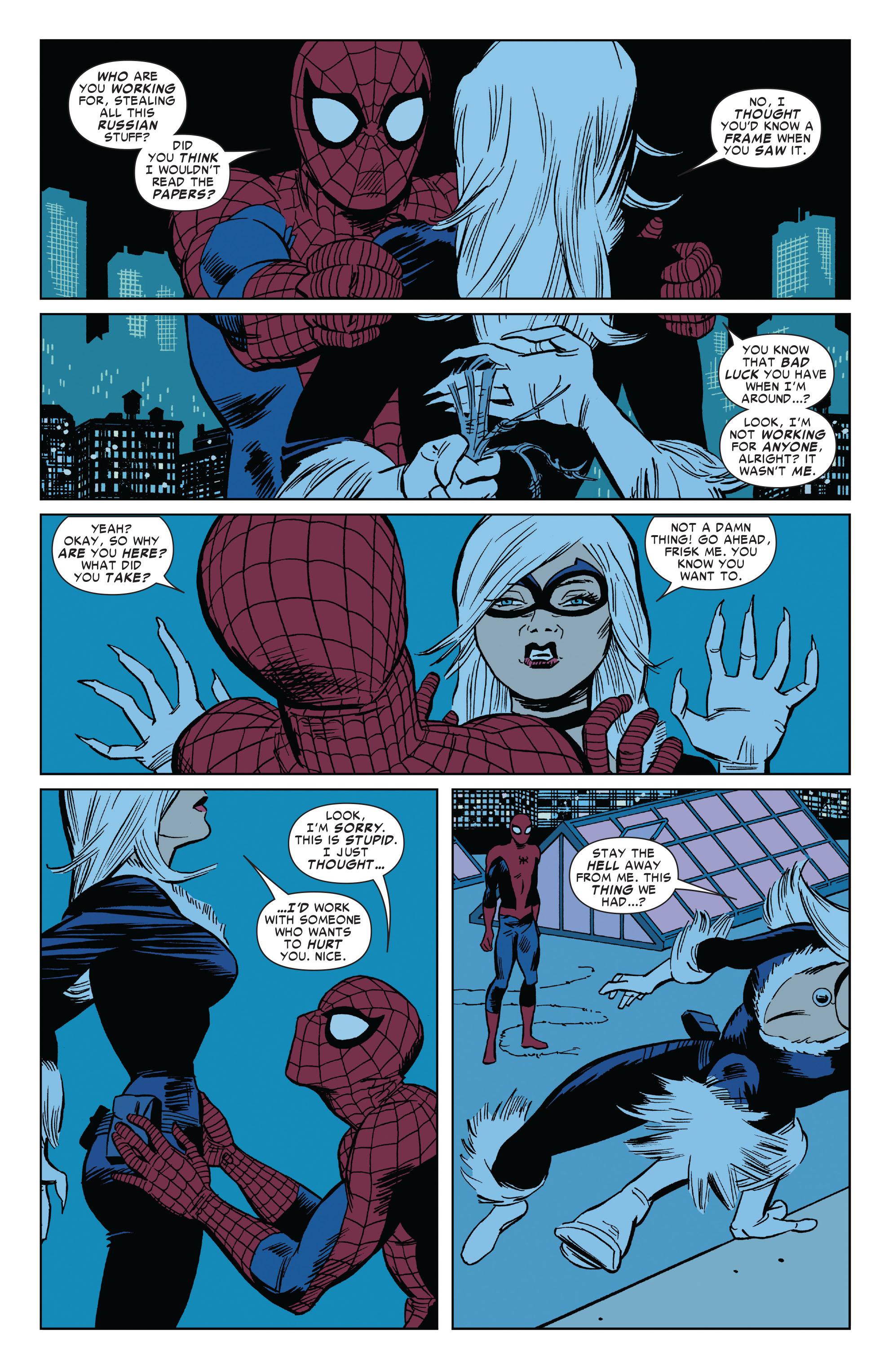 Read online Amazing Spider-Man Presents: Black Cat comic -  Issue #1 - 20