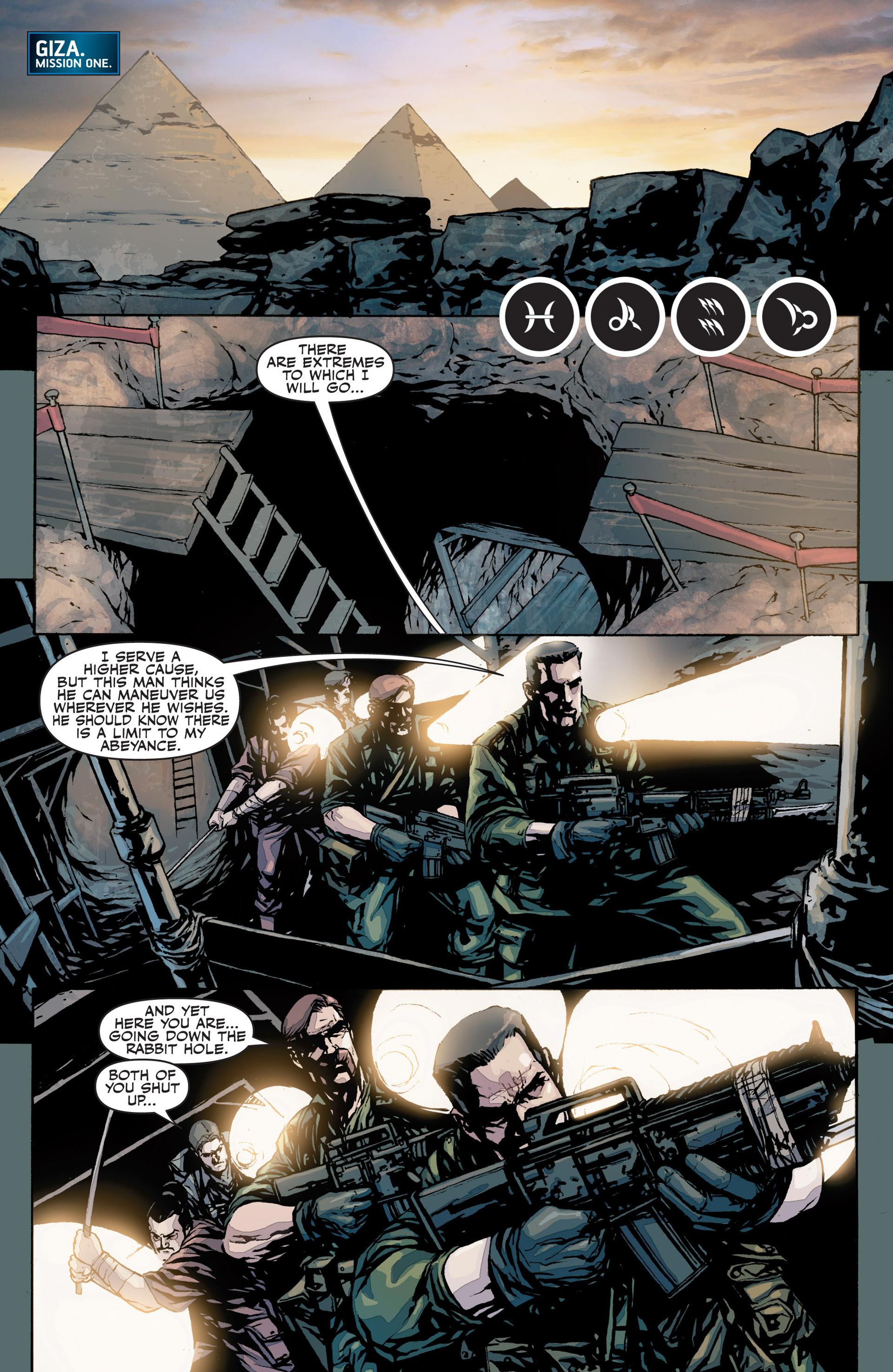 Read online Secret Warriors comic -  Issue #25 - 12