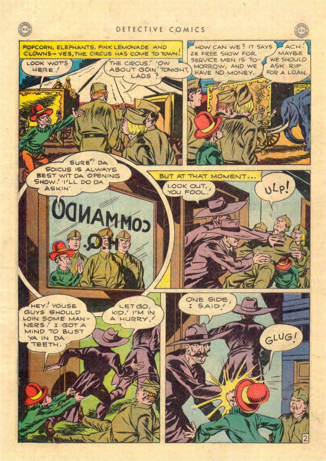 Read online Detective Comics (1937) comic -  Issue #97 - 40