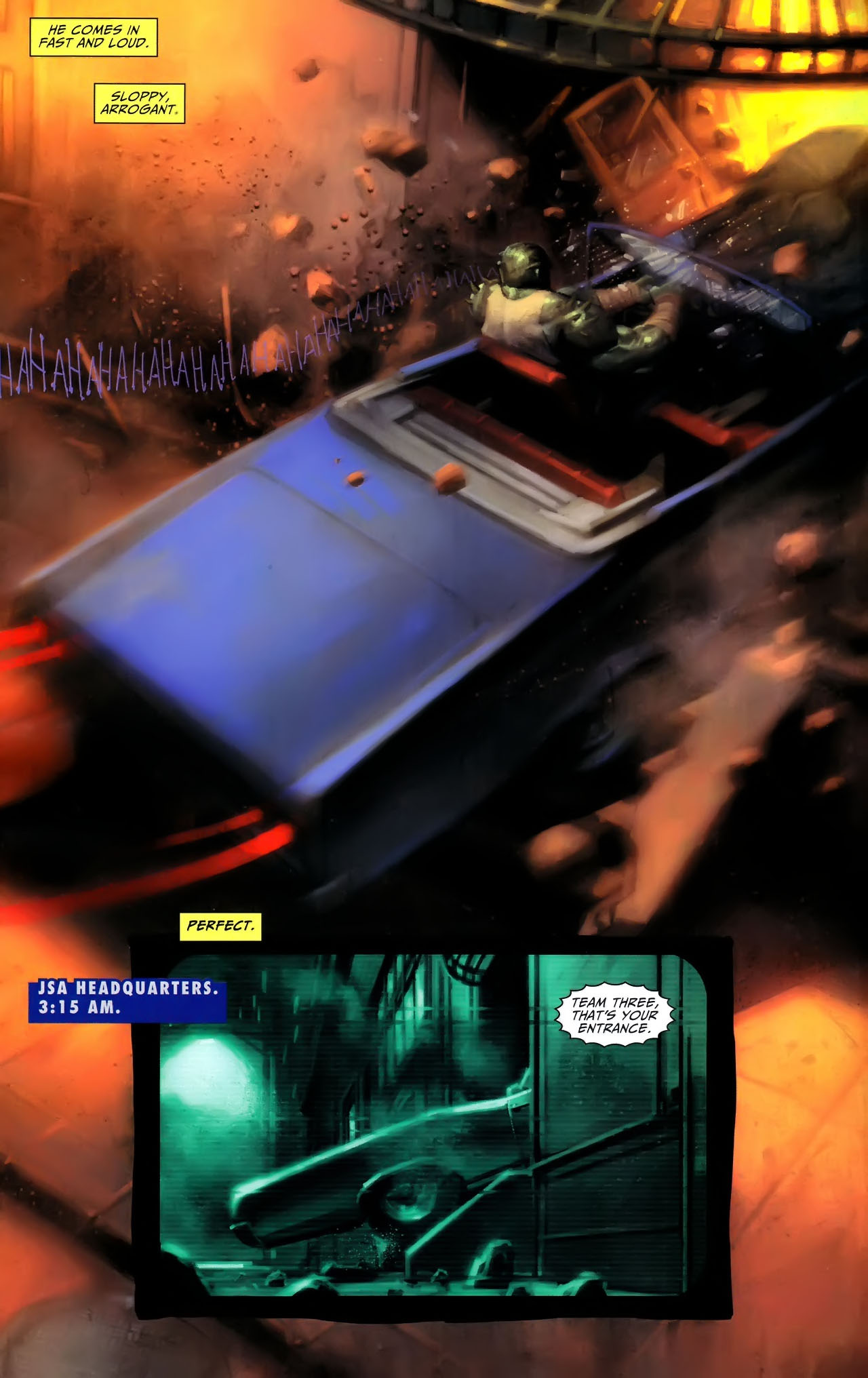 Read online JSA 80-Page Giant 2011 comic -  Issue # Full - 53