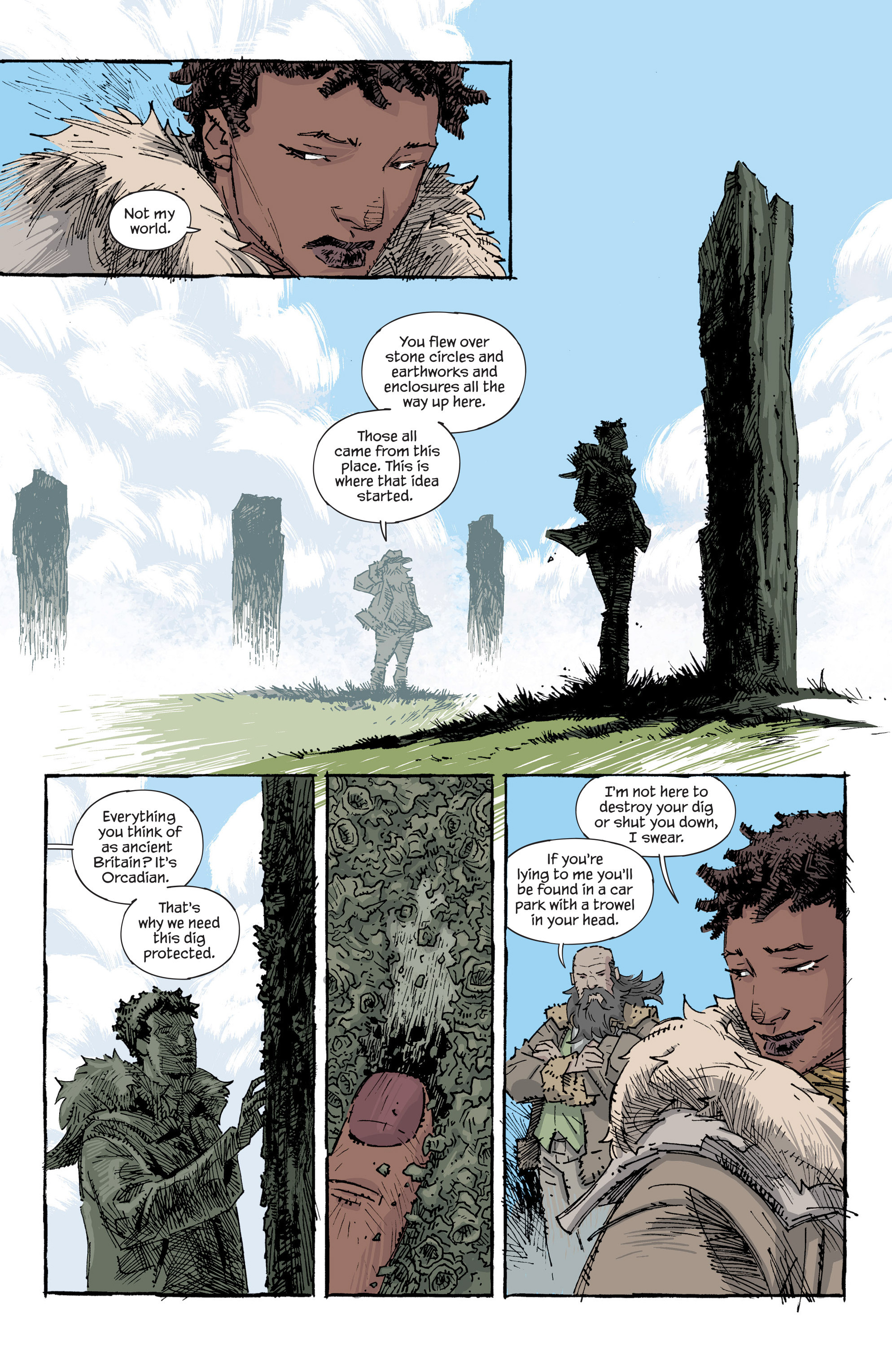 Read online Trees comic -  Issue #11 - 11