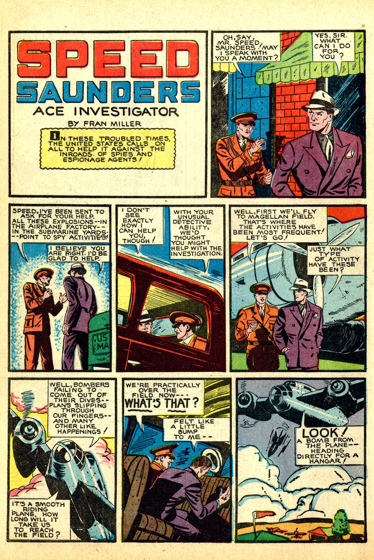 Read online Detective Comics (1937) comic -  Issue #50 - 38