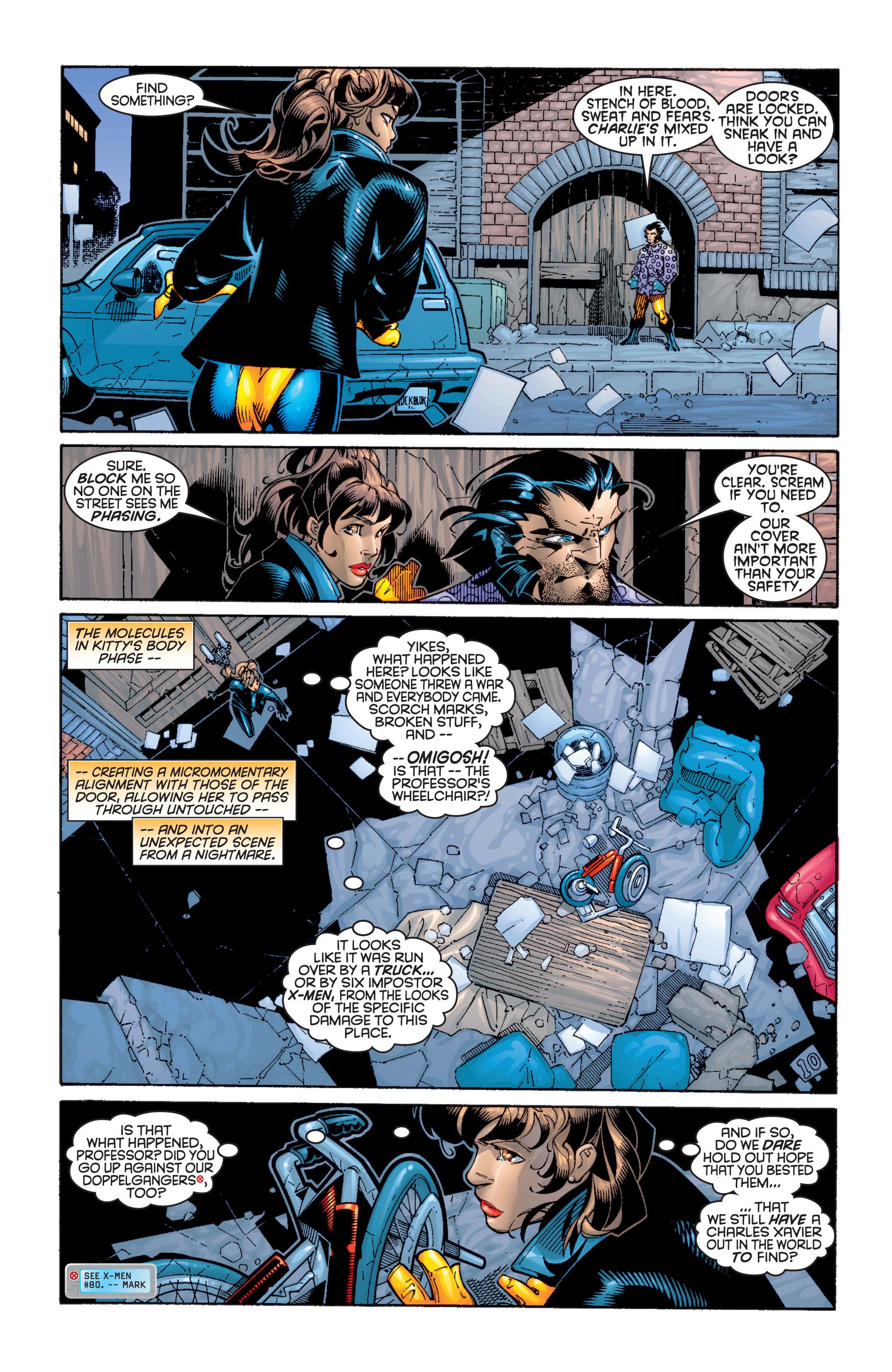 Read online Uncanny X-Men (1963) comic -  Issue #363 - 11