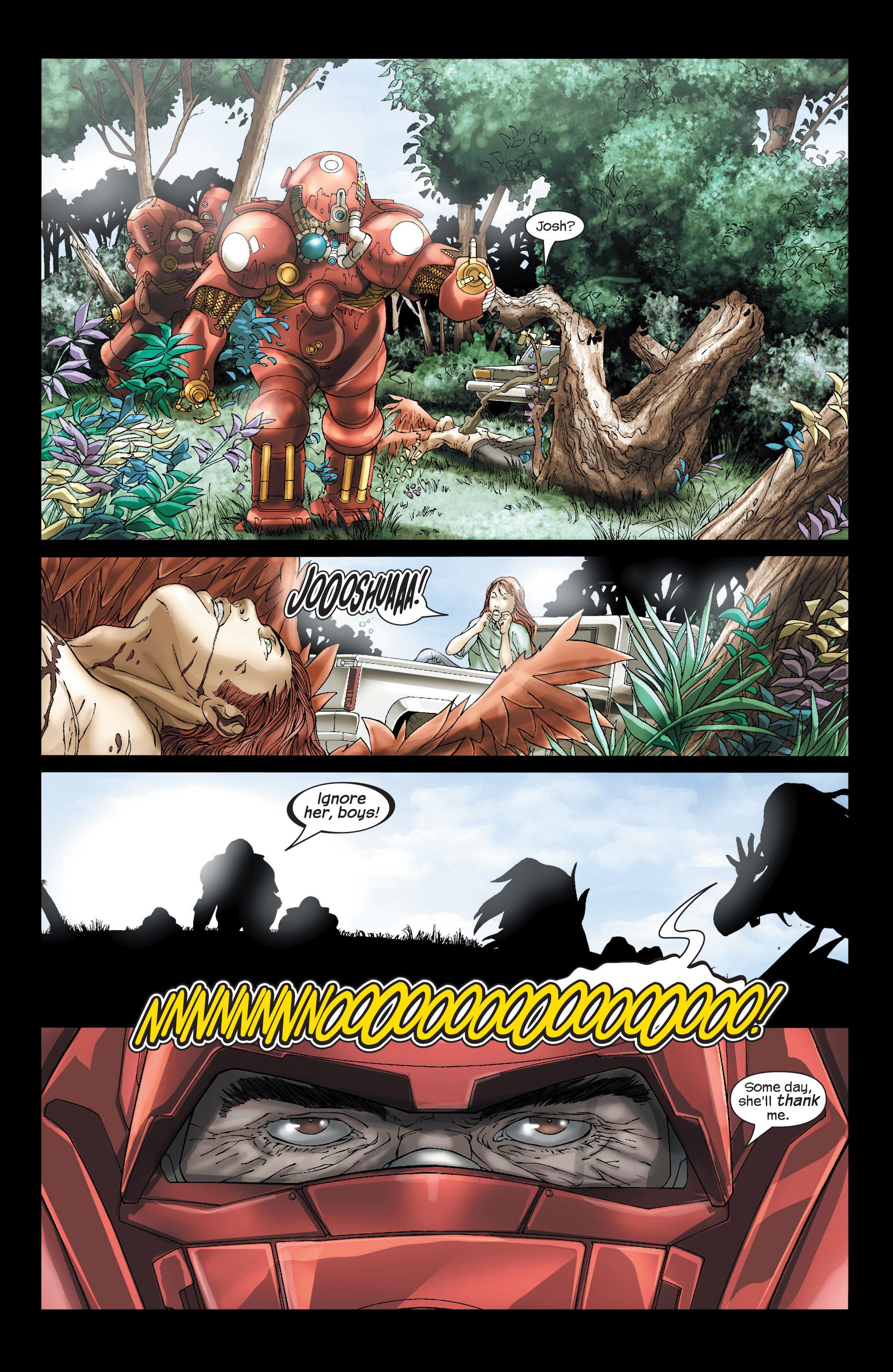 Read online Uncanny X-Men (1963) comic -  Issue #440 - 21