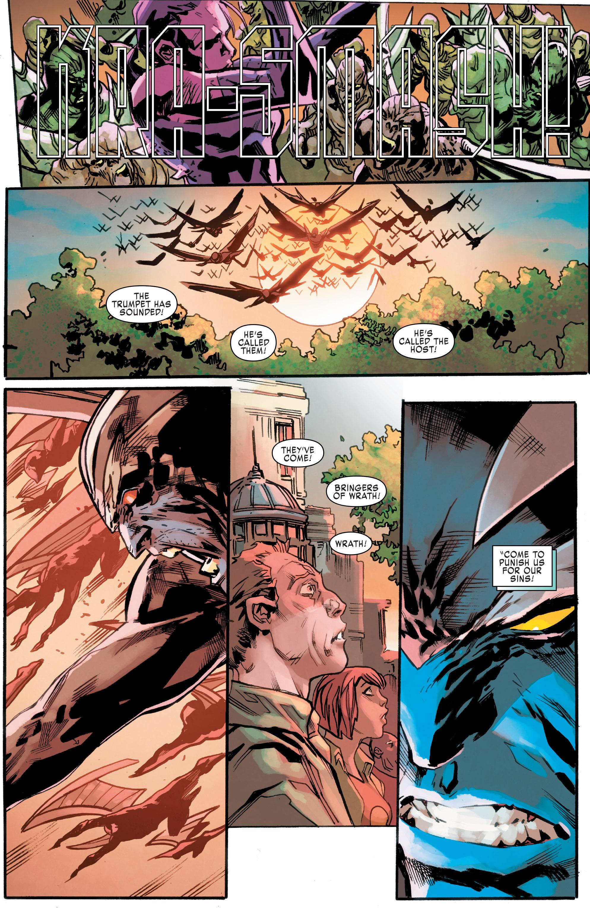 Read online Uncanny X-Men (2016) comic -  Issue #9 - 21