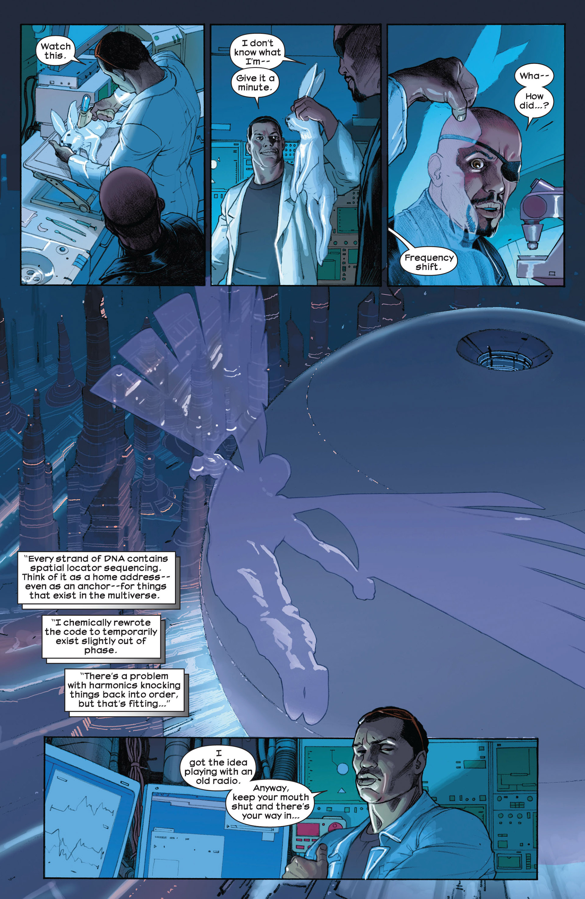 Read online Ultimate Comics Ultimates comic -  Issue #5 - 18