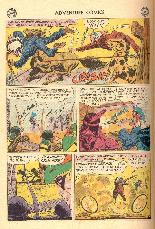 Read online Adventure Comics (1938) comic -  Issue #258 - 22