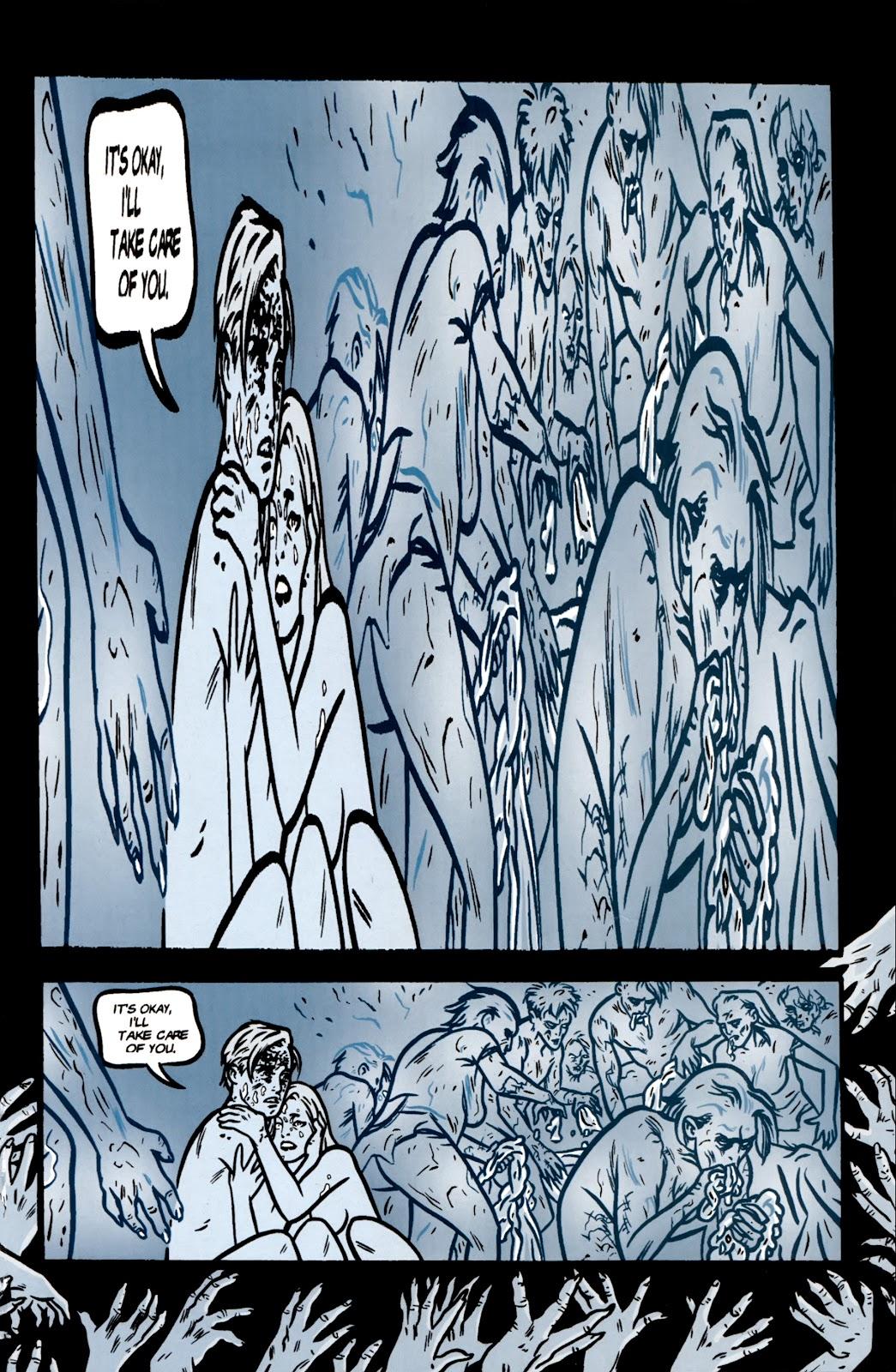Read online Feeders comic -  Issue # Full - 29